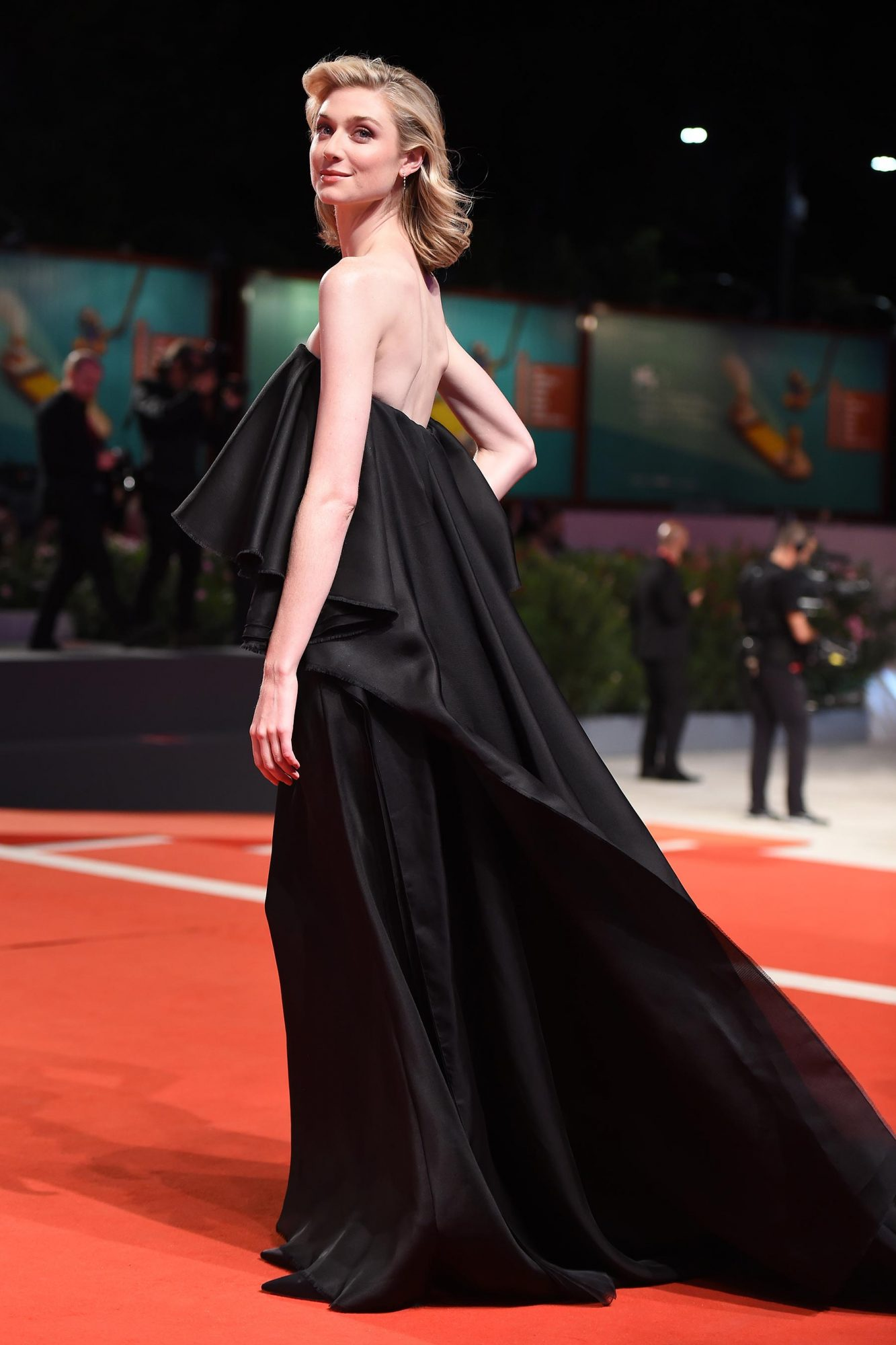 """The Burnt Orange Heresy"" Red Carpet Arrivals - The 76th Venice Film Festival"