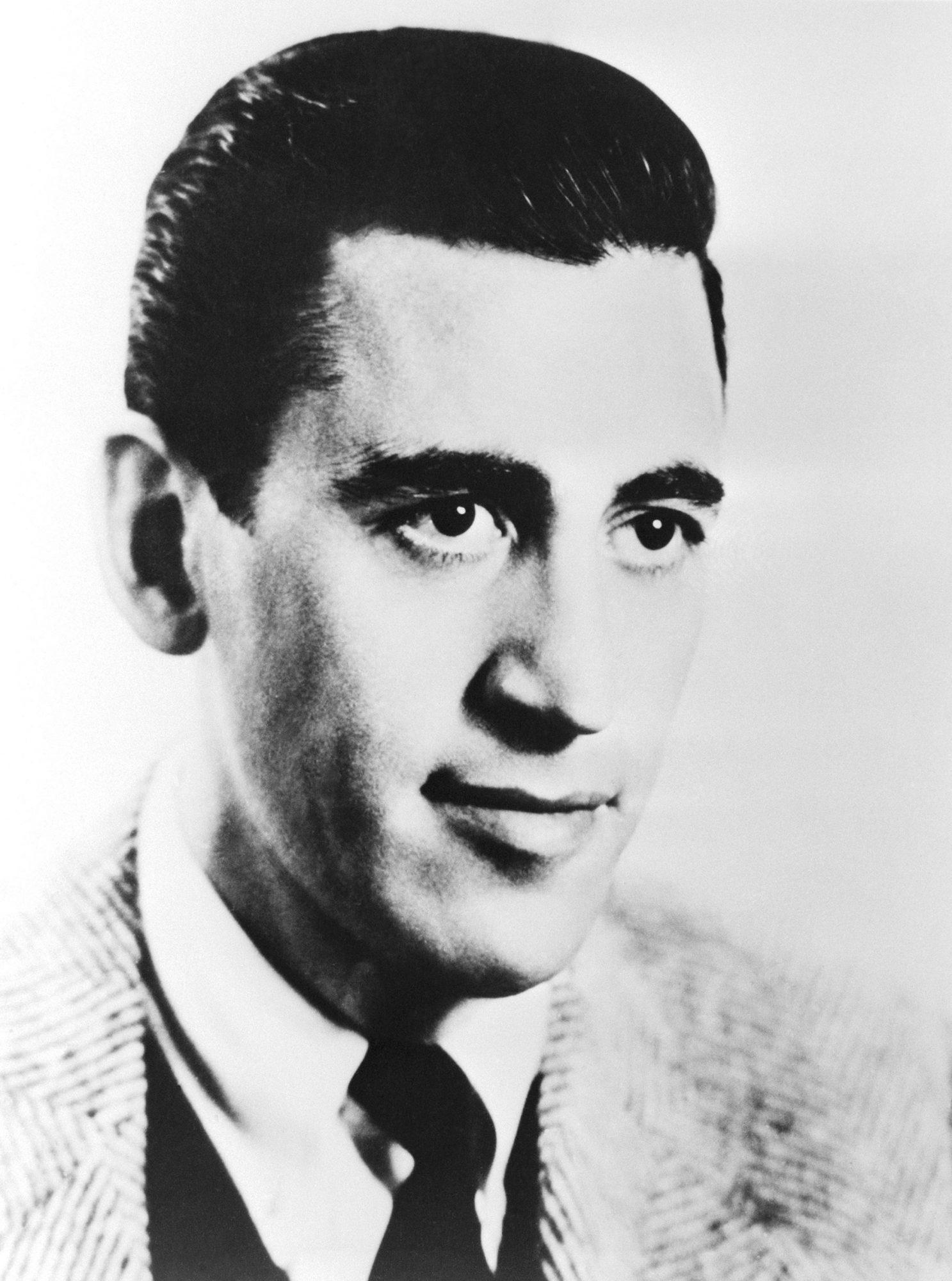 Author J.D. Salinger