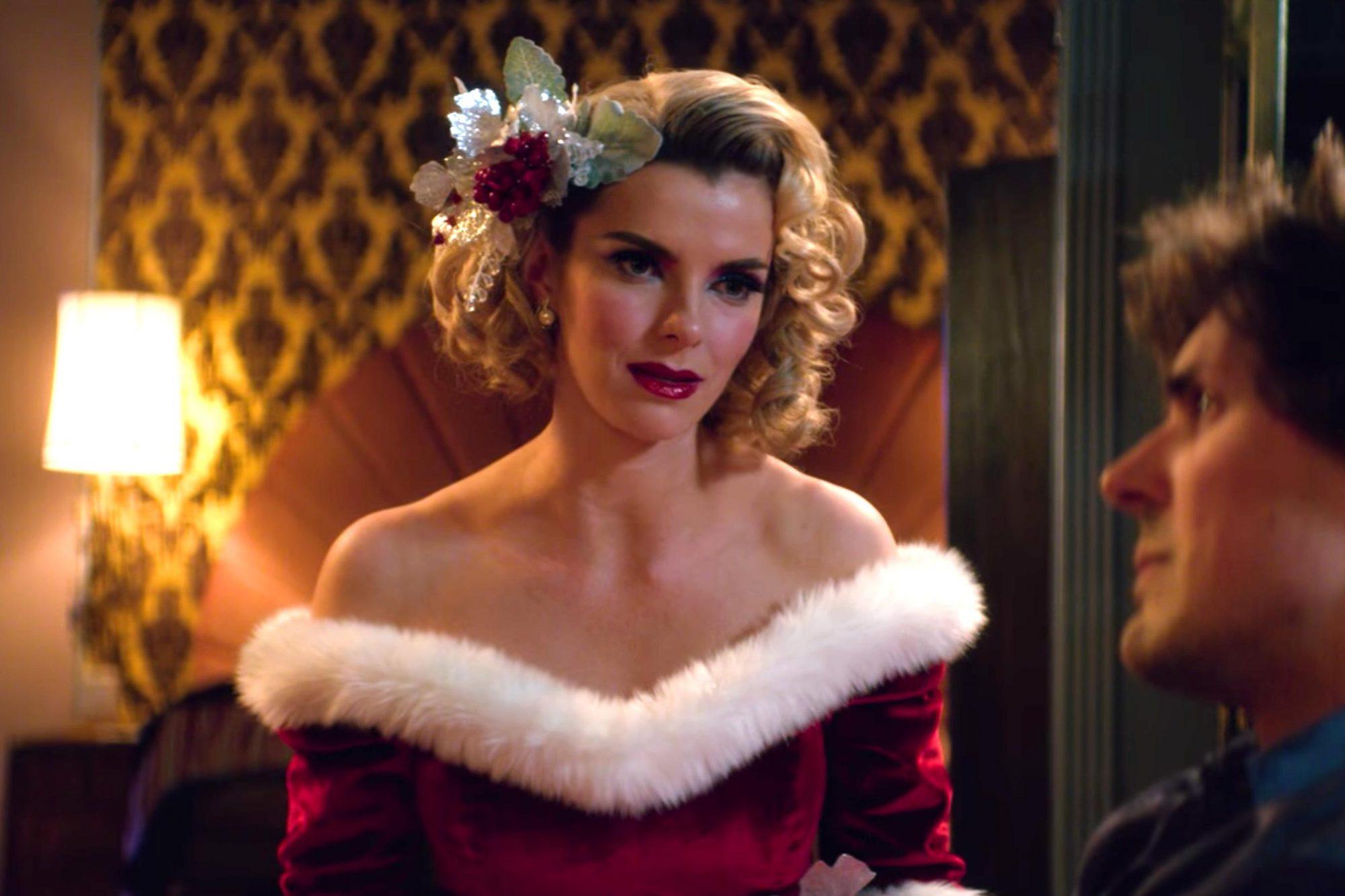 GLOW (screen grab) Season 3, Episode 10 Betty Gilpin CR: Netflix