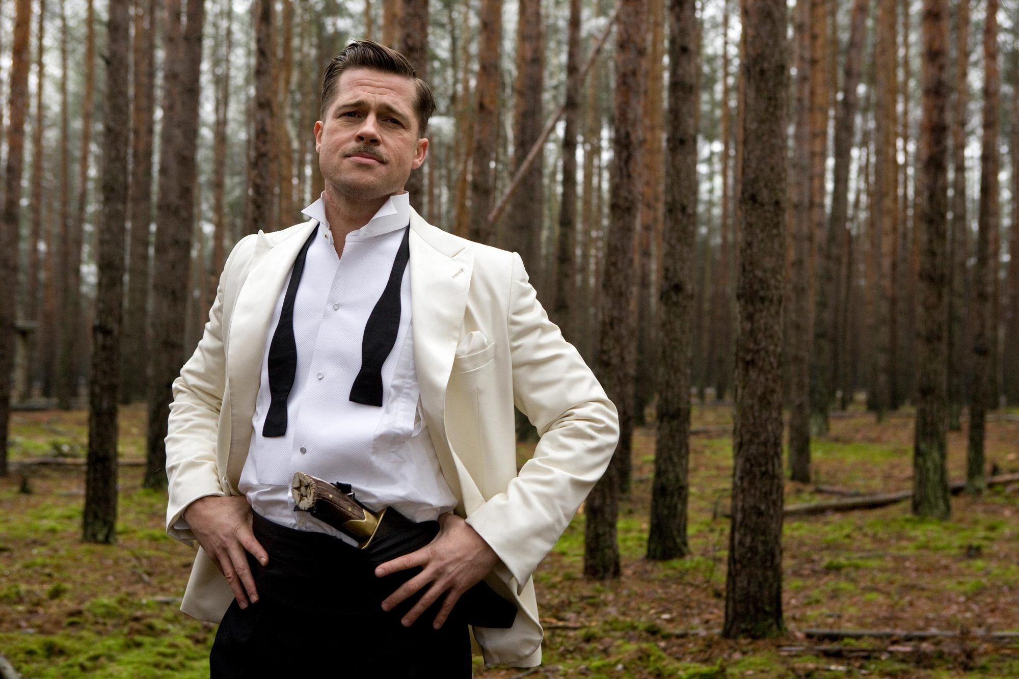 Inglourious Basterds (2009)Brad Pitt