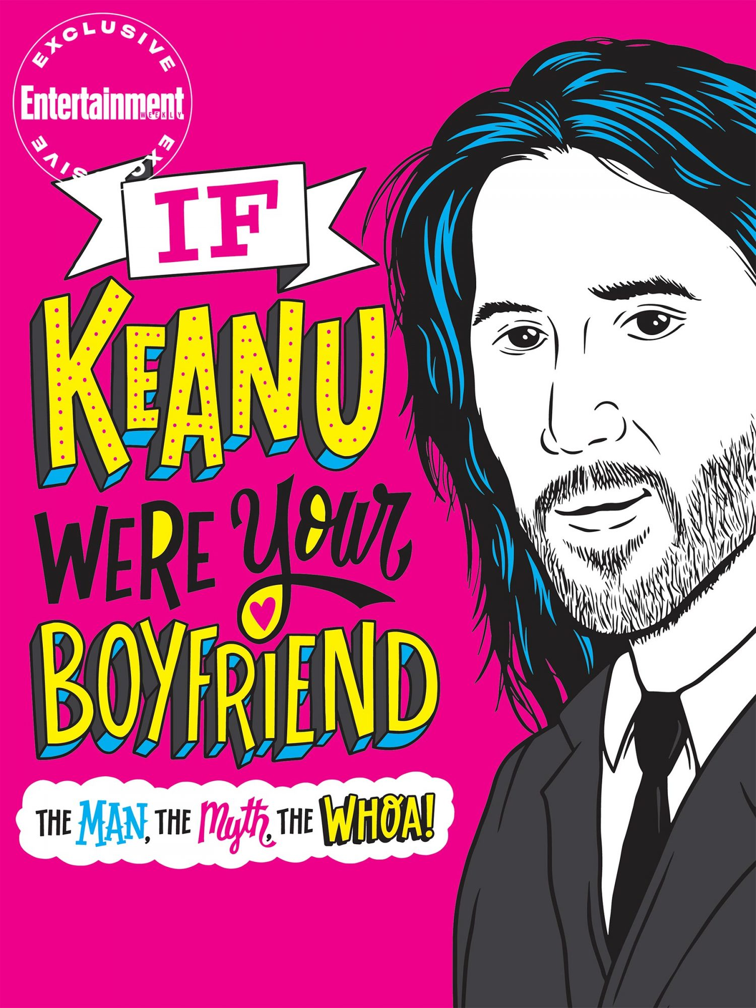 If Keanu Were Your Boyfriend CR: Hachette Book Group