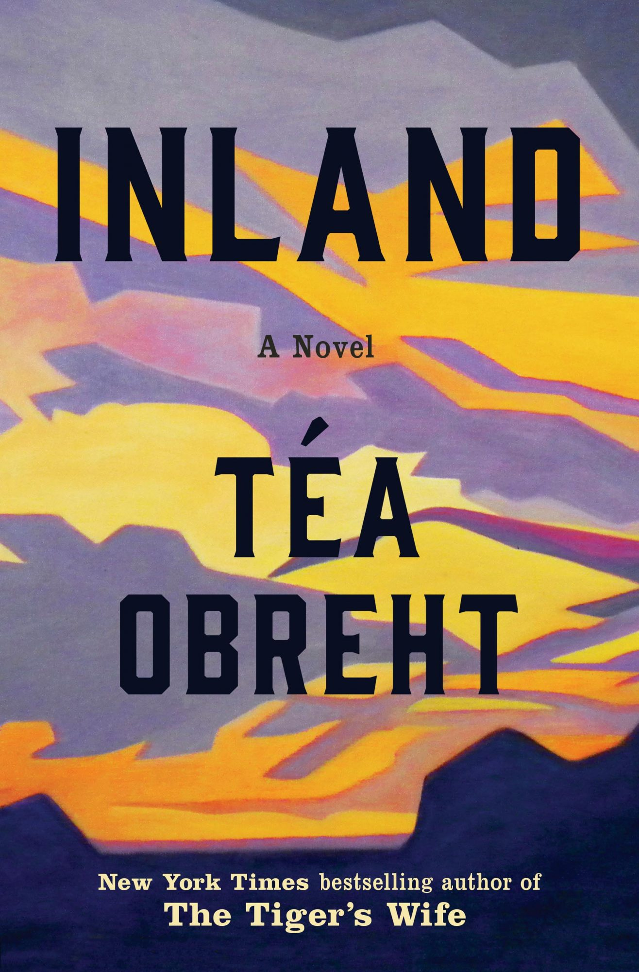 Inland (2019)Author: Téa Obreht