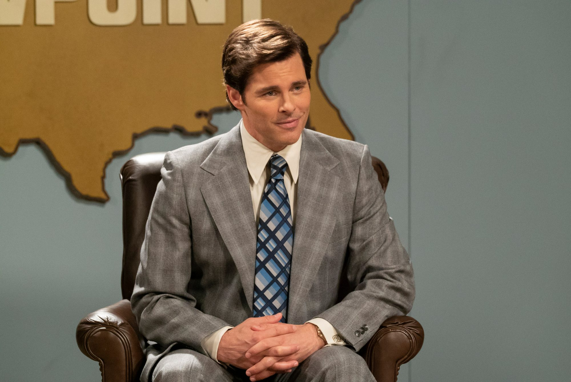 James Marsden as Phil Crane