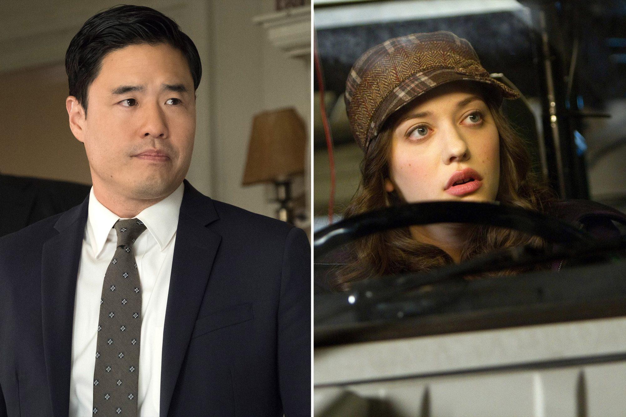 Jimmy Woo, Kat Dennings