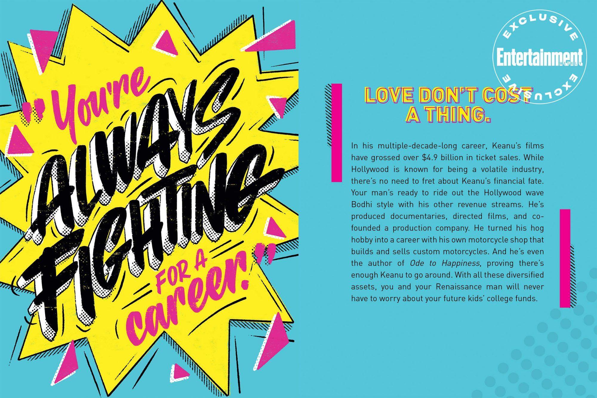 If Keanu Were Your Boyfriend CR: Hachette Book Group