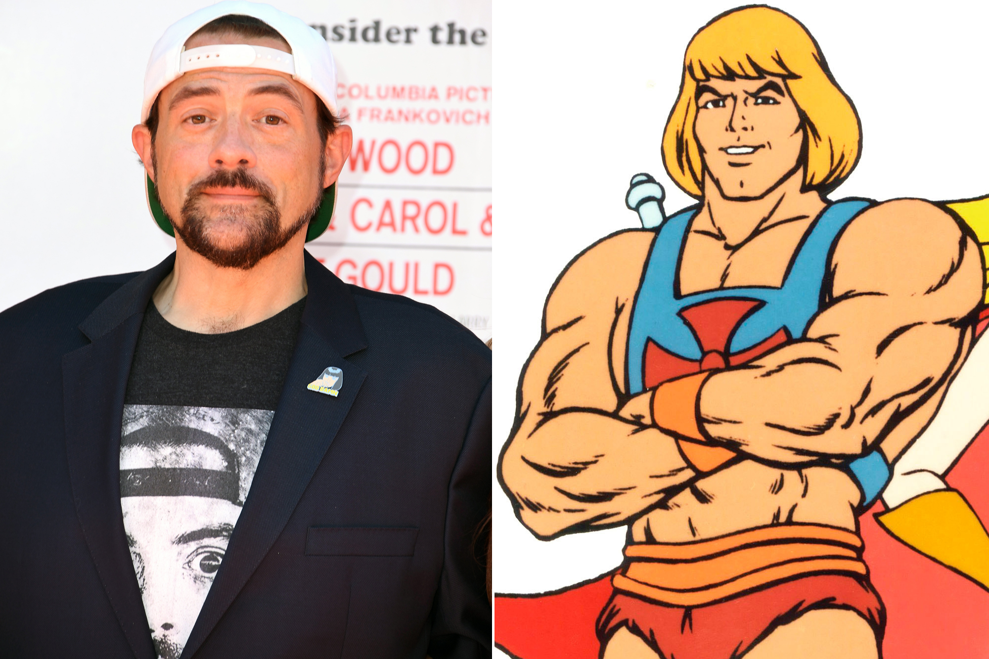 Kevin Smith/ He-Man