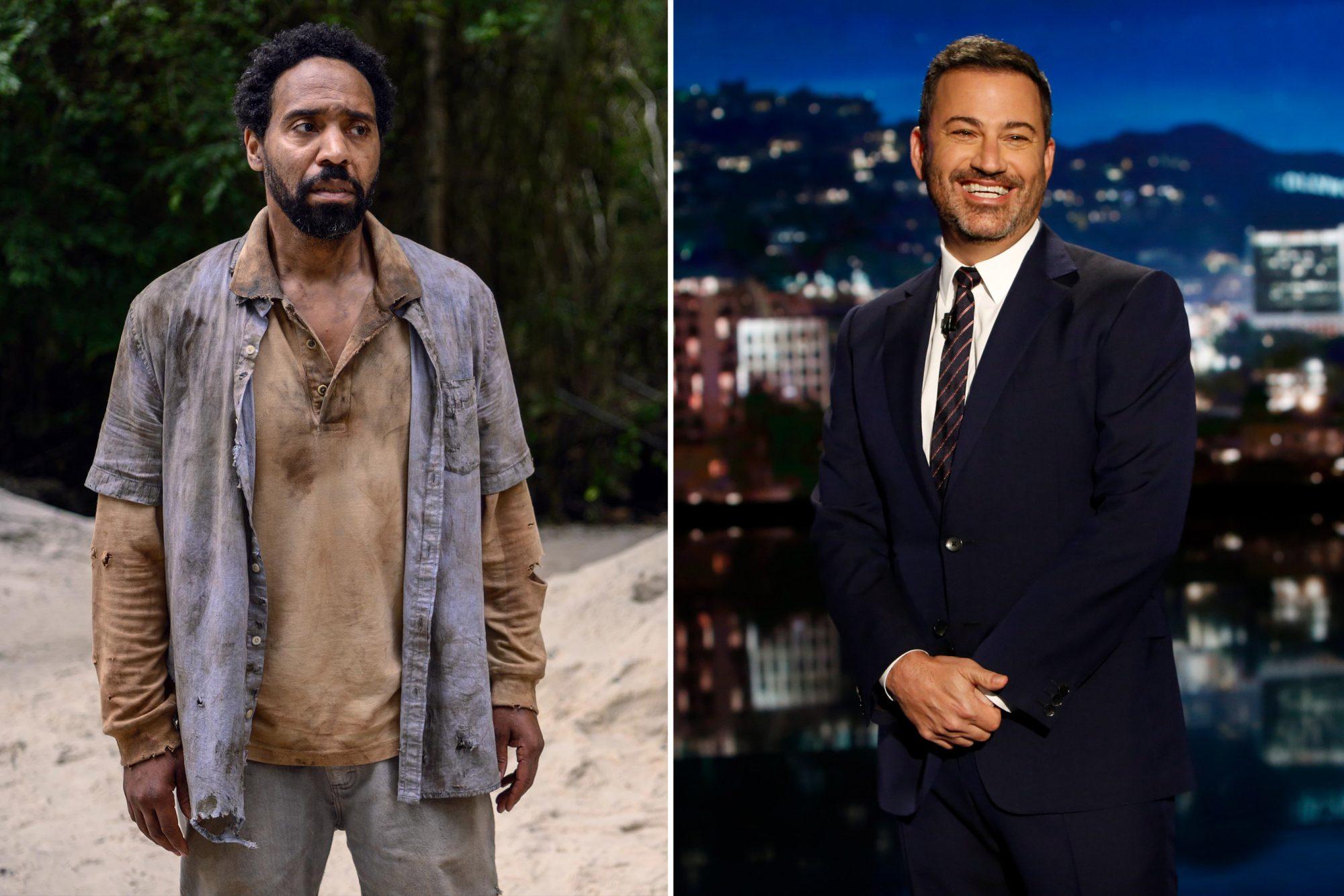Walking Dead, Jimmy Kimmel
