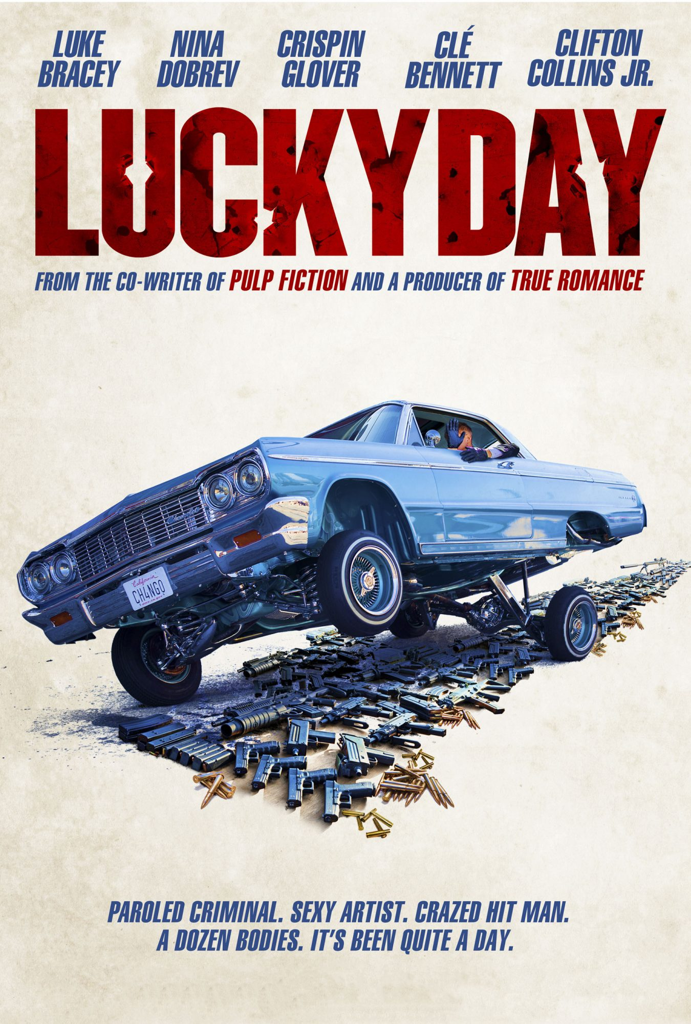 Lucky Day movie poster CR: Lionsgate