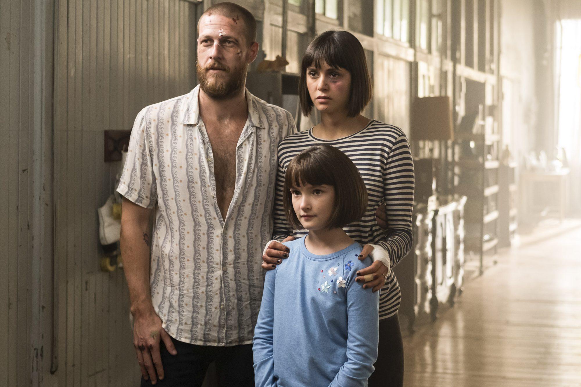 Lucky Day (2019) Luke Bracey, Nina Dobrev and Ella Ryan Quinn CR: Brooke Palmer/Lionsgate