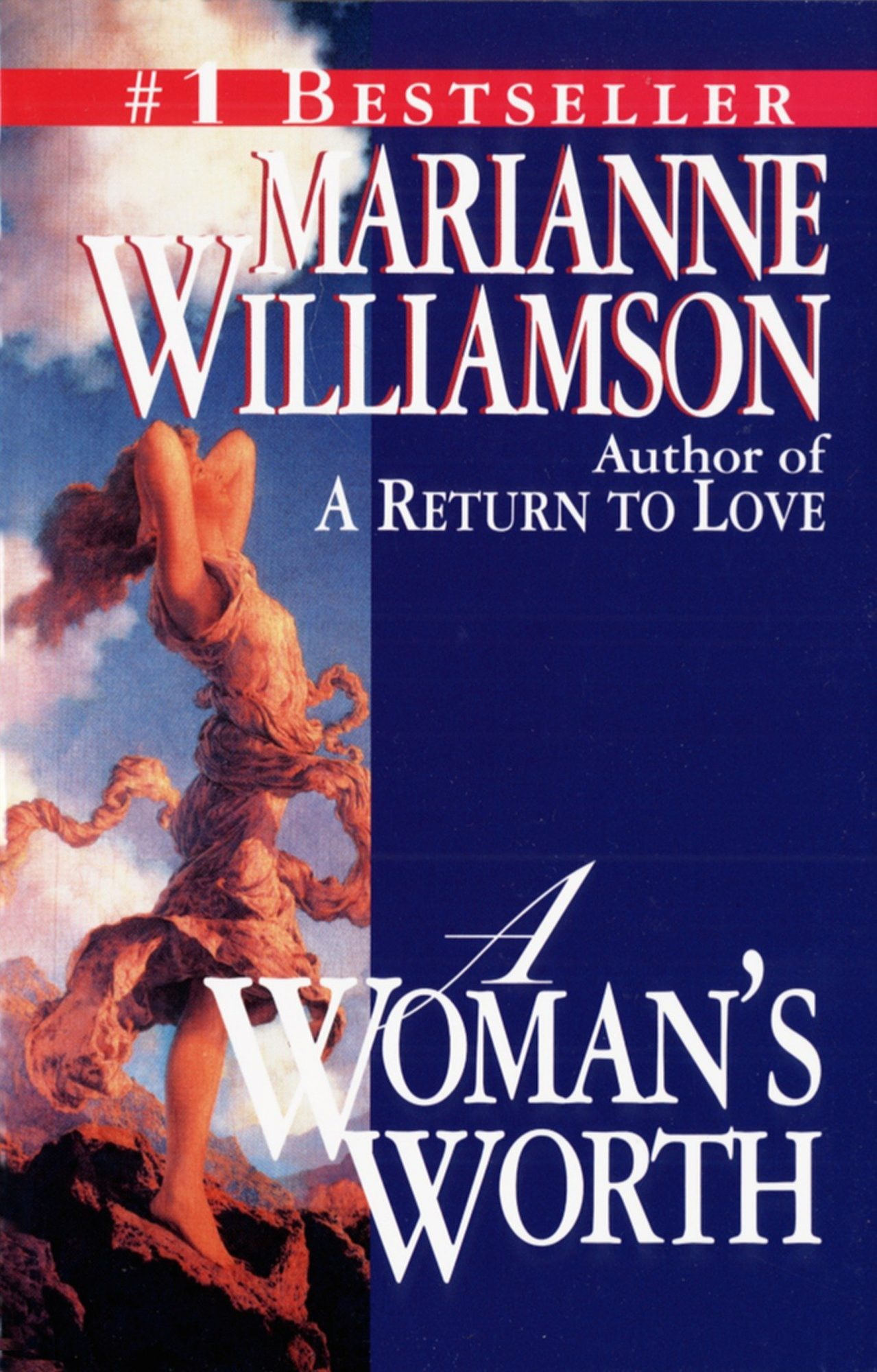 Marianne Williamson book covers