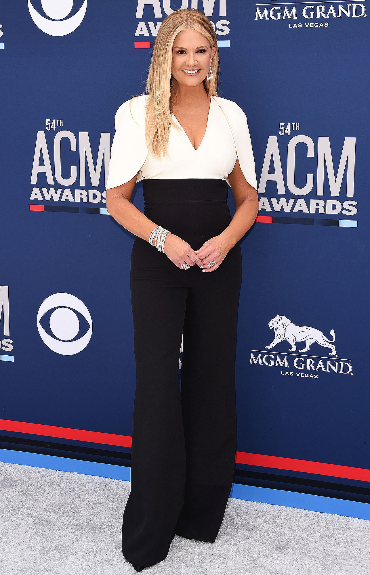 54th Annual ACM Awards, Arrivals, Grand Garden Arena, Las Vegas, USA - 07 Apr 2019