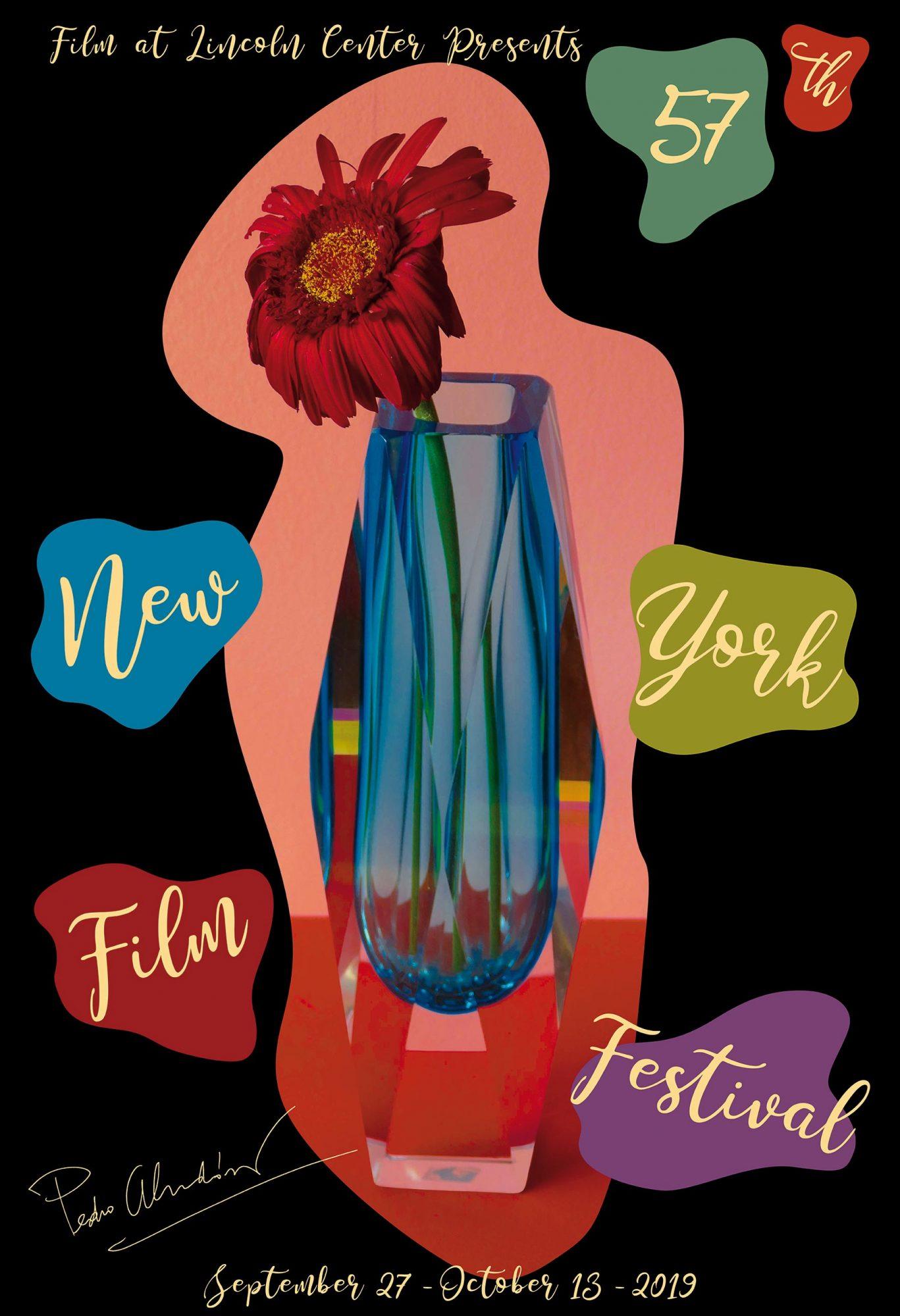 57th New York Film Festival poster CR: NYFF