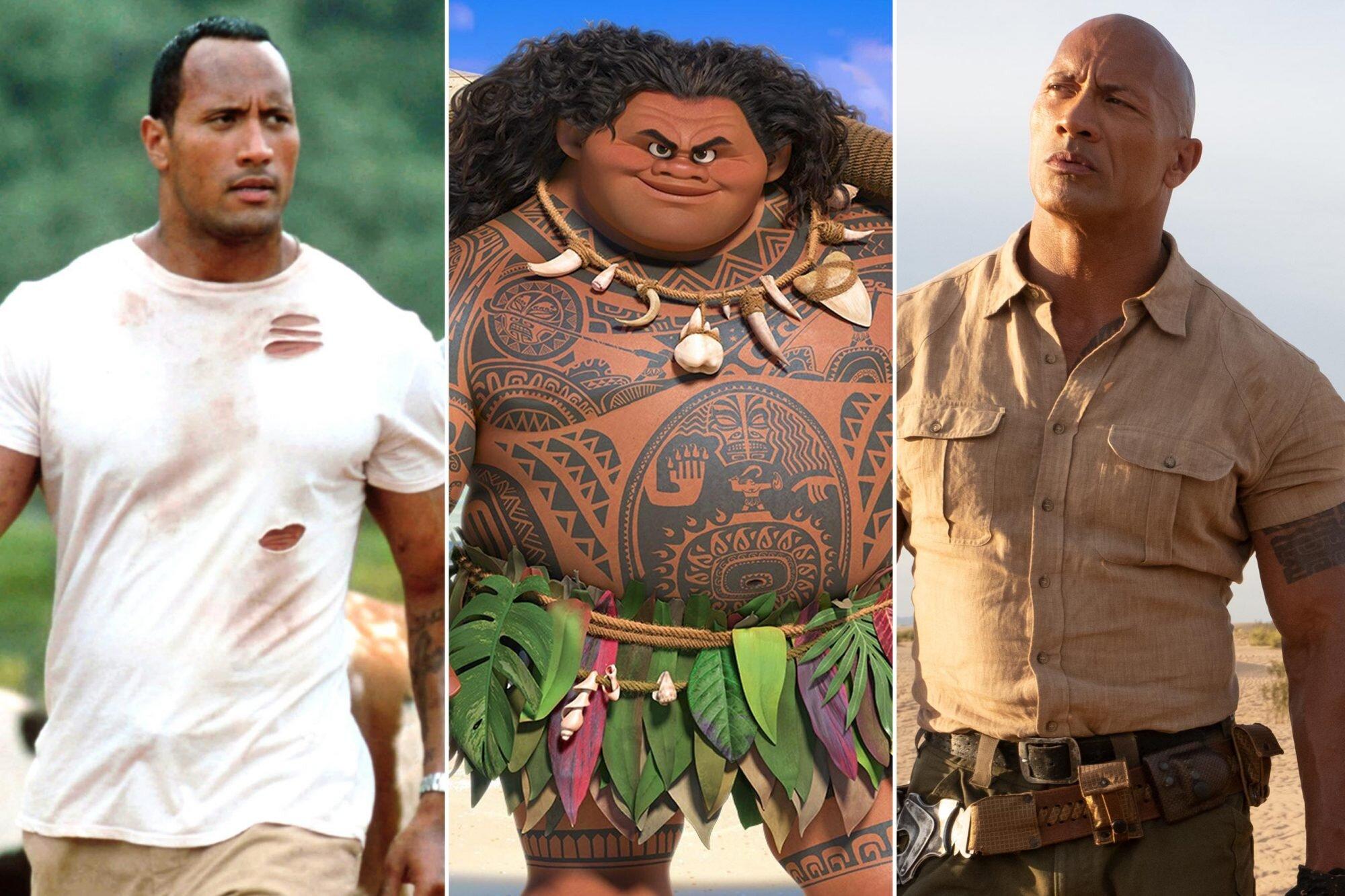 Dwayne Johnson Movies Ranked The Rock In Jumanji Fast