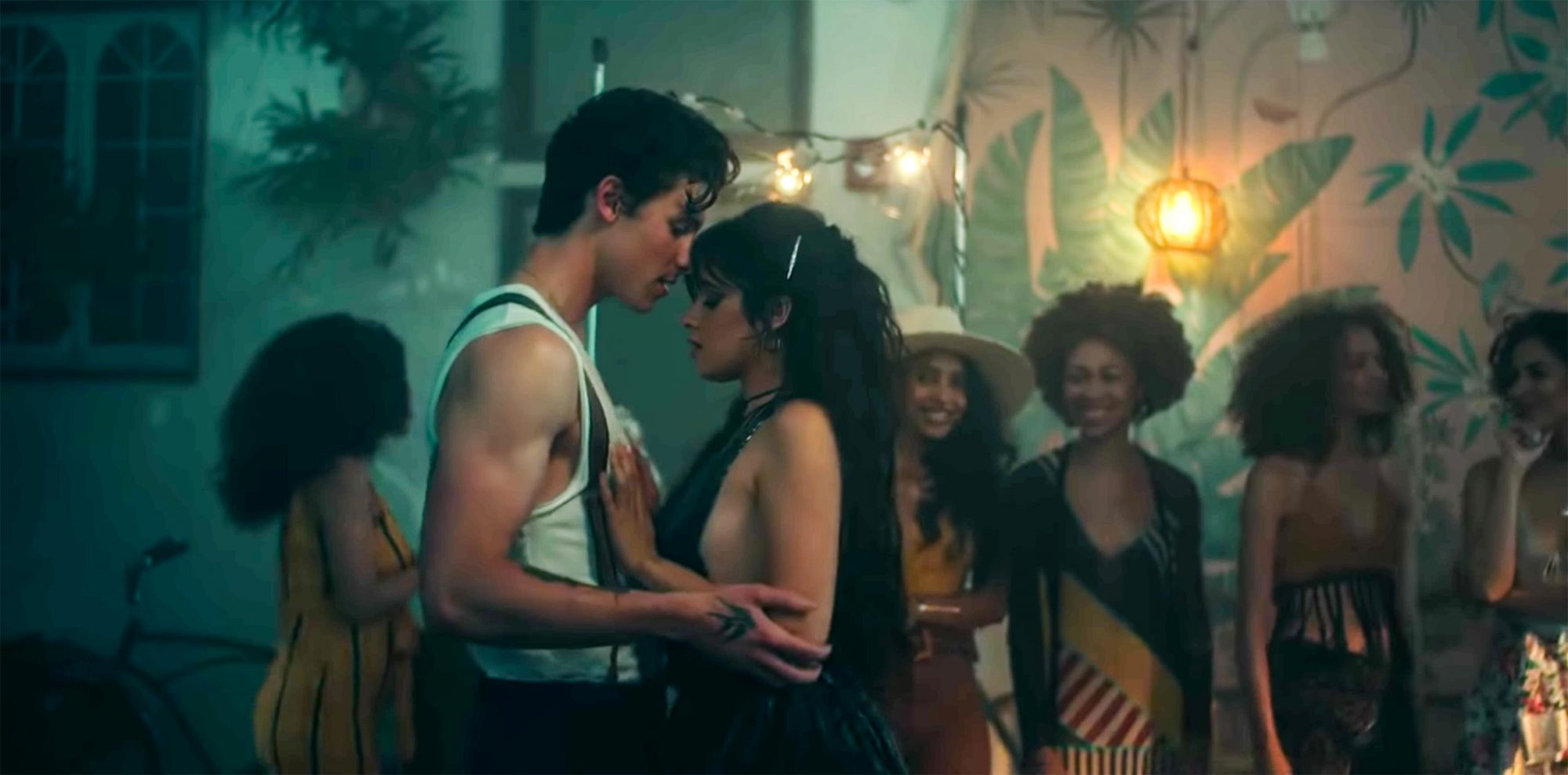 Señorita screen grab