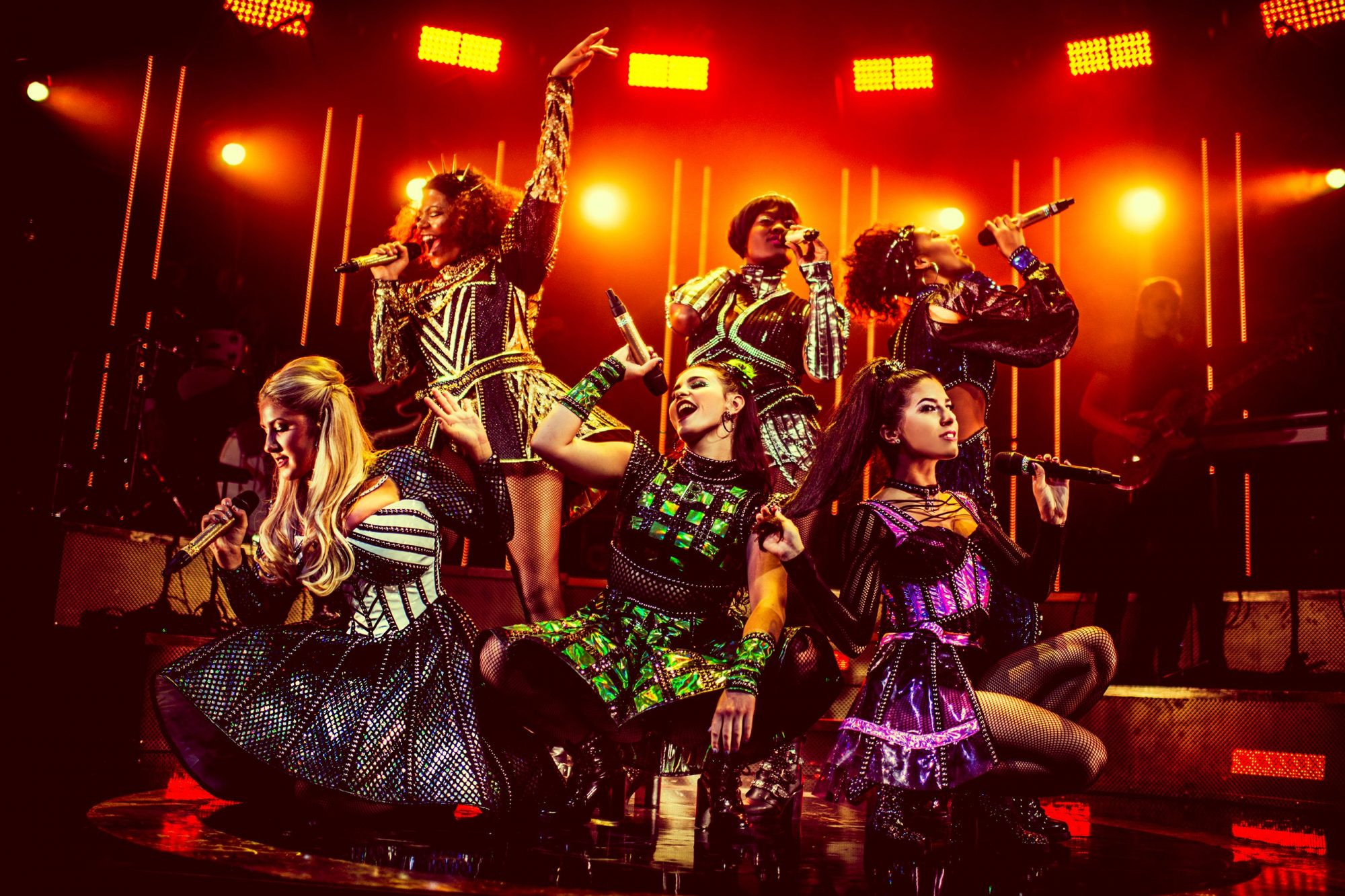 Six The Musical Photo by Idil Sukan/Draw HQ