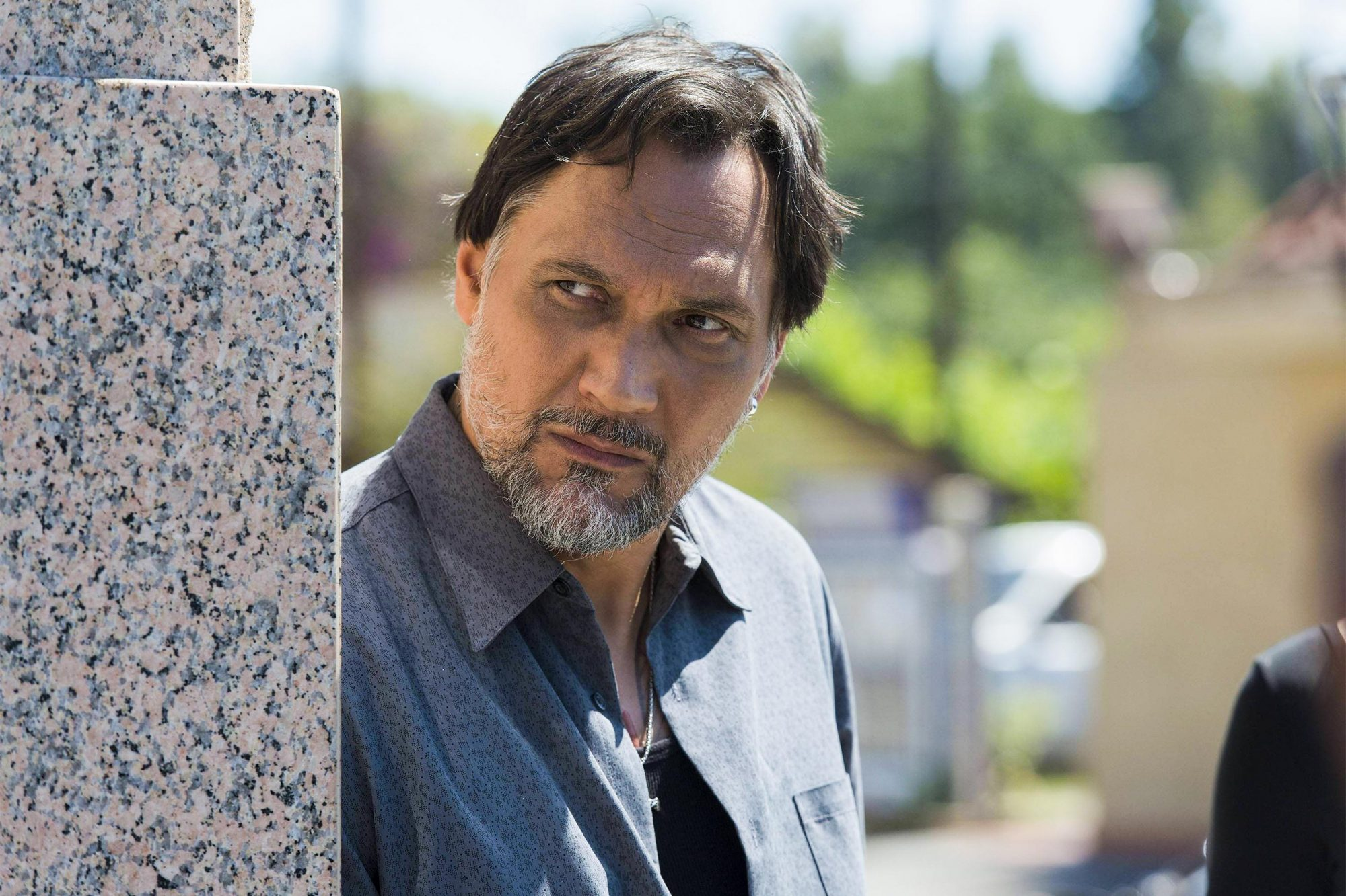 SONS OF ANARCHY Poenitentia -- Episode 603 -- Airs Tuesday, September 24, 10:00 pm e/p) -- Pictured: Jimmy Smits as Nero Padilla -- CR: Prashant Gupta/FX