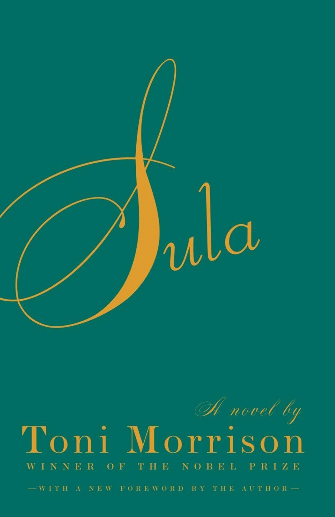 Sula by Toni MorrisonPublisher: Vintage
