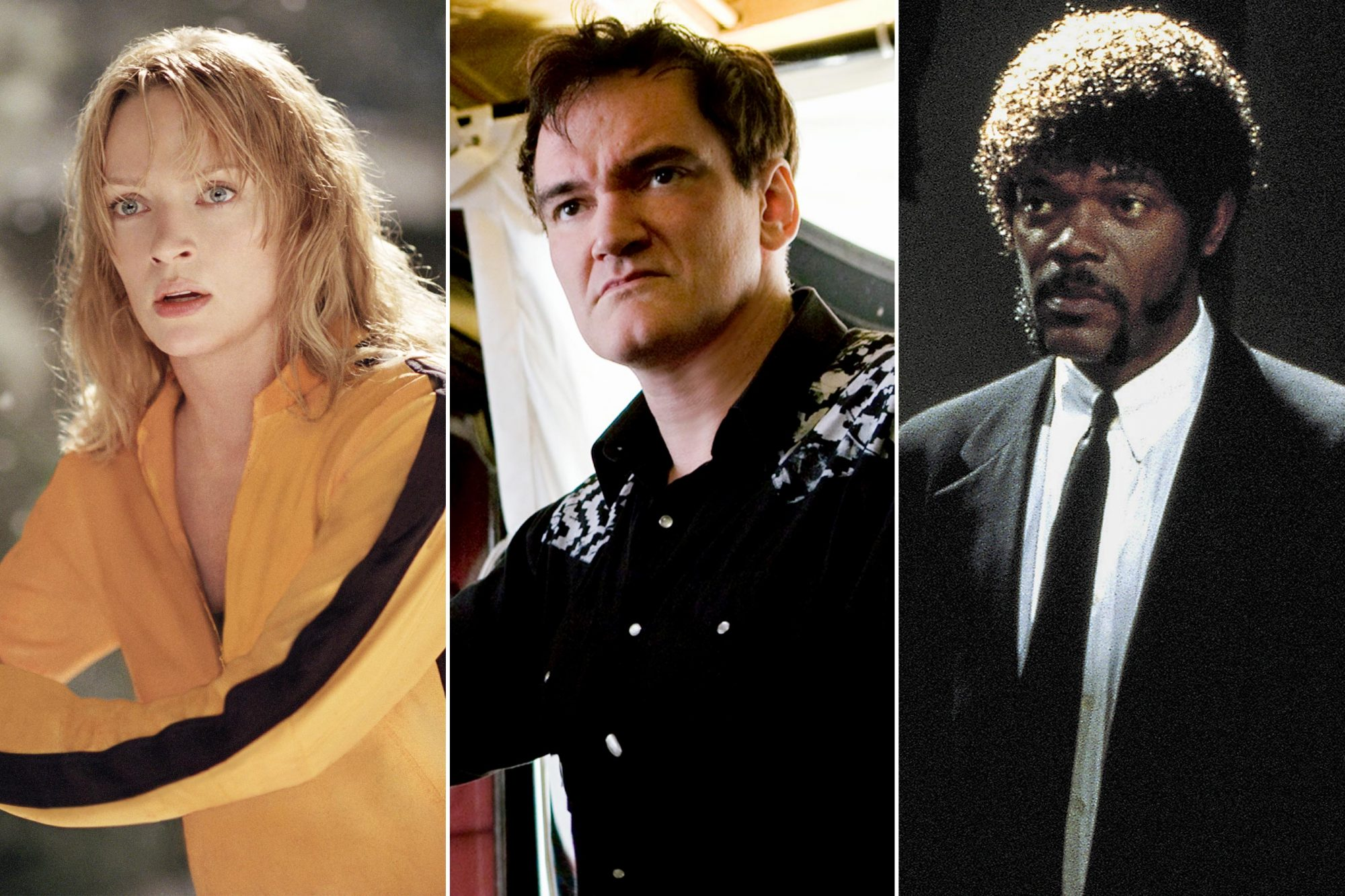 Tarantino's most memorable characters