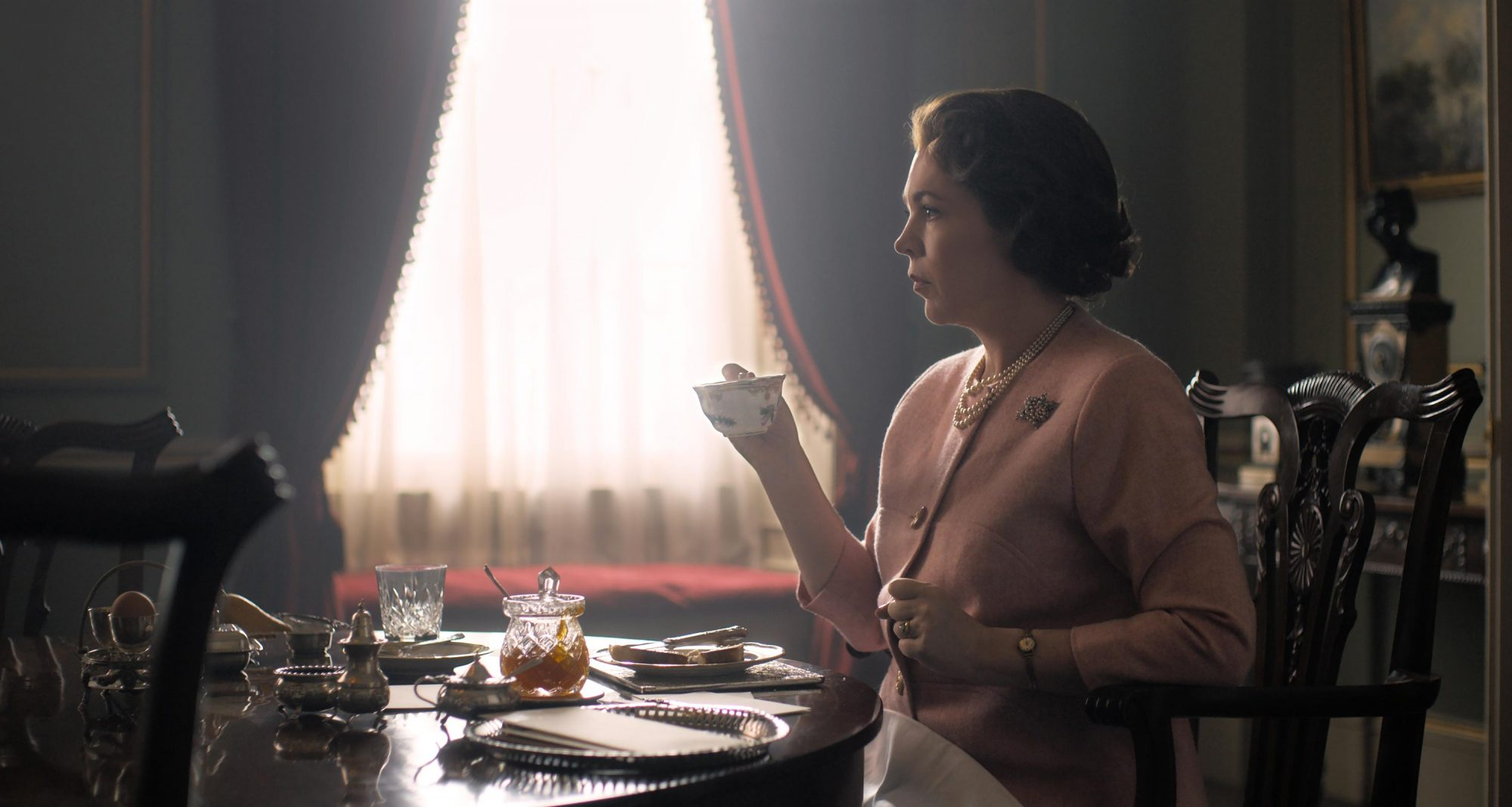 Olivia Colman as Queen Elizabeth II (season 3)