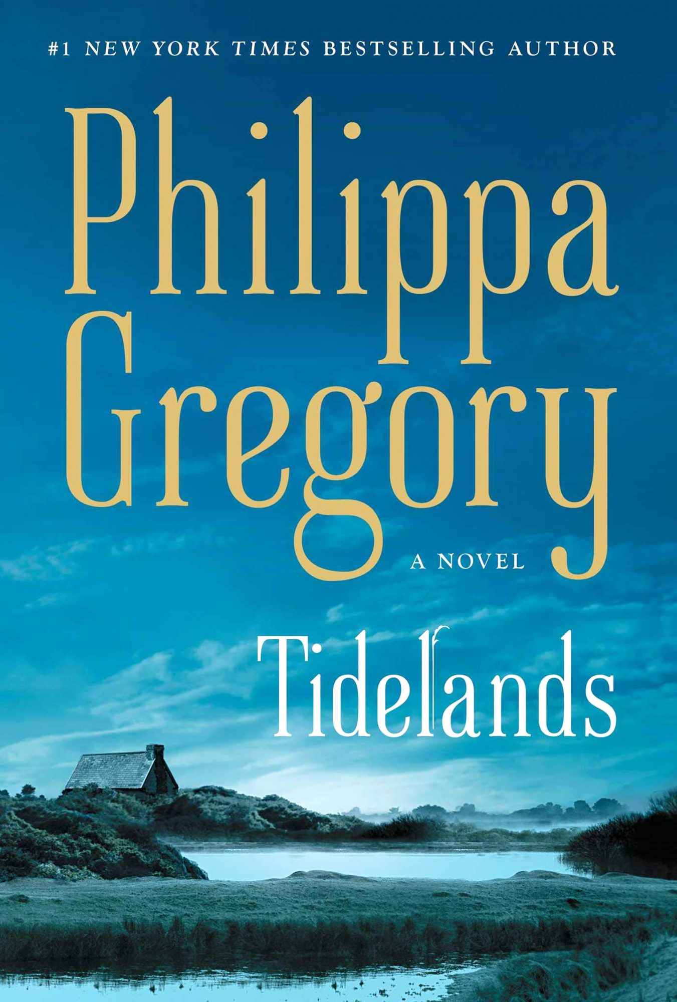 Tidelands, by Philippa Gregory