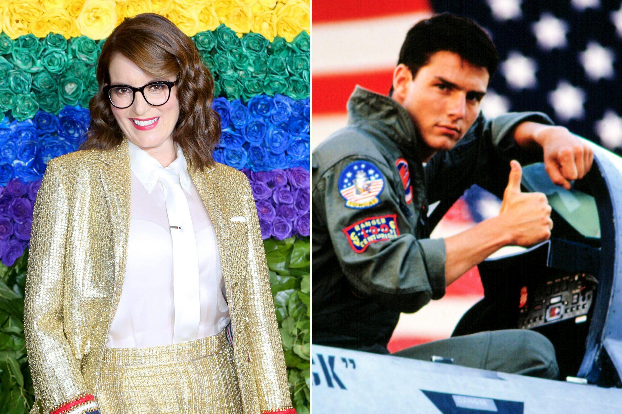 Tina Fey; Top Gun