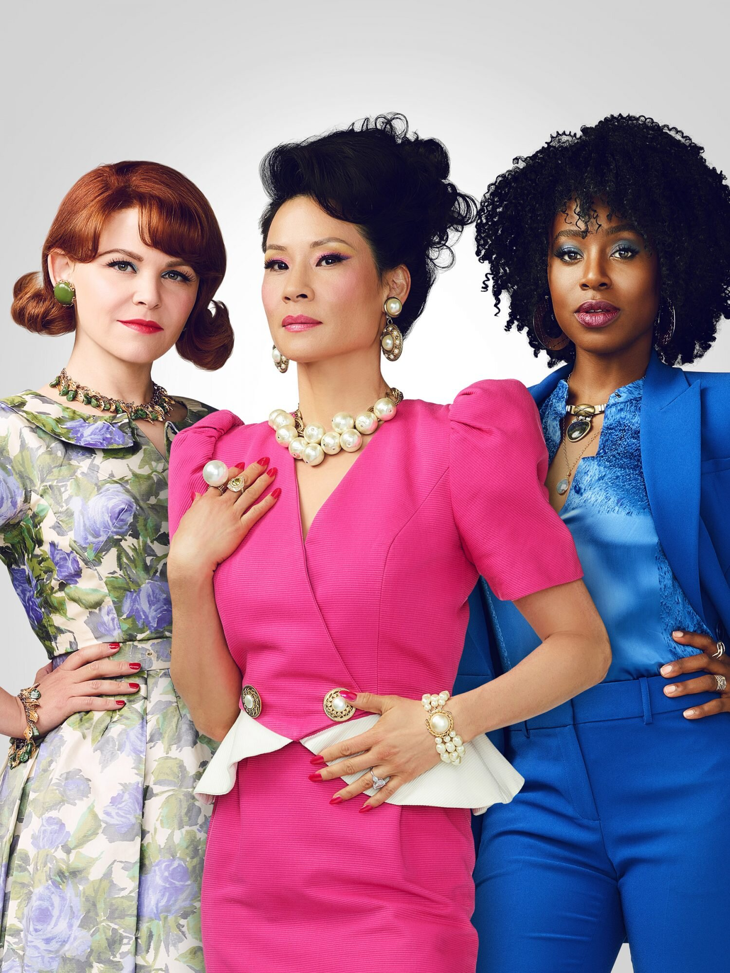 5 Reasons Why We Re Excited For Why Women Kill Starring Lucy Liu Ew Com