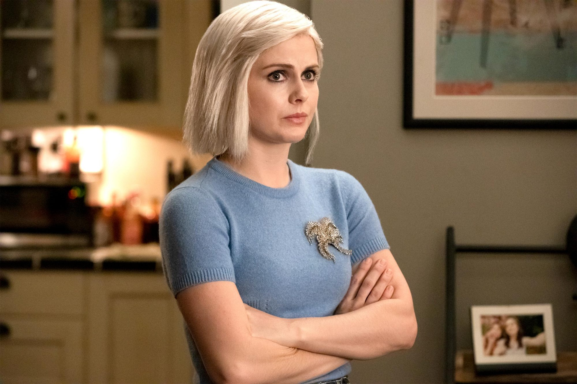 "iZombie -- ""The Fresh Princess"" -- Image Number: ZMB509a_0633b.jpg -- Pictured: Rose McIver as Liv -- Photo Credit: Jack Rowand/The CW -- © 2019 The CW Network, LLC. All Rights Reserved."