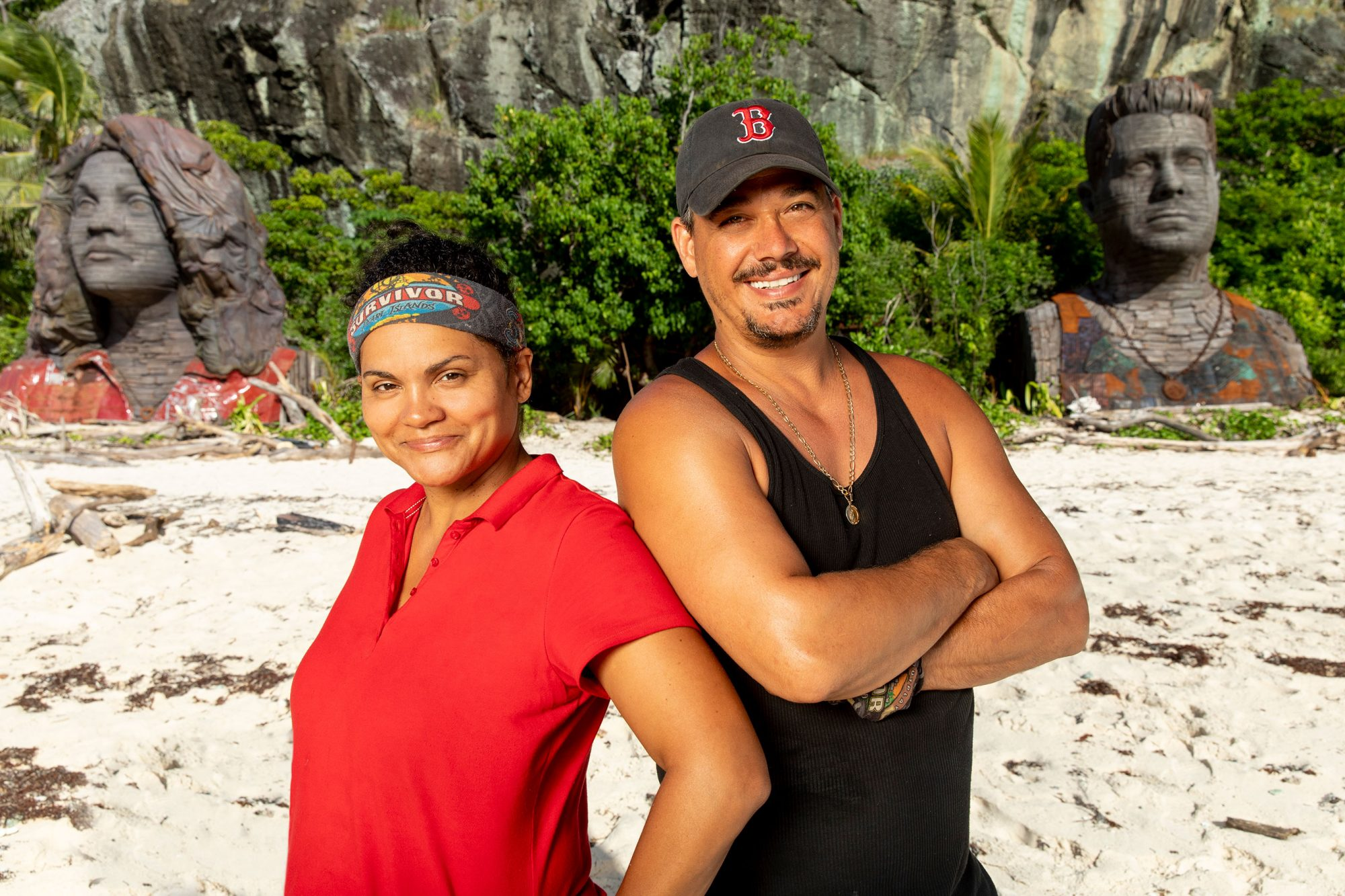 SURVIVOR: Island of the Idols