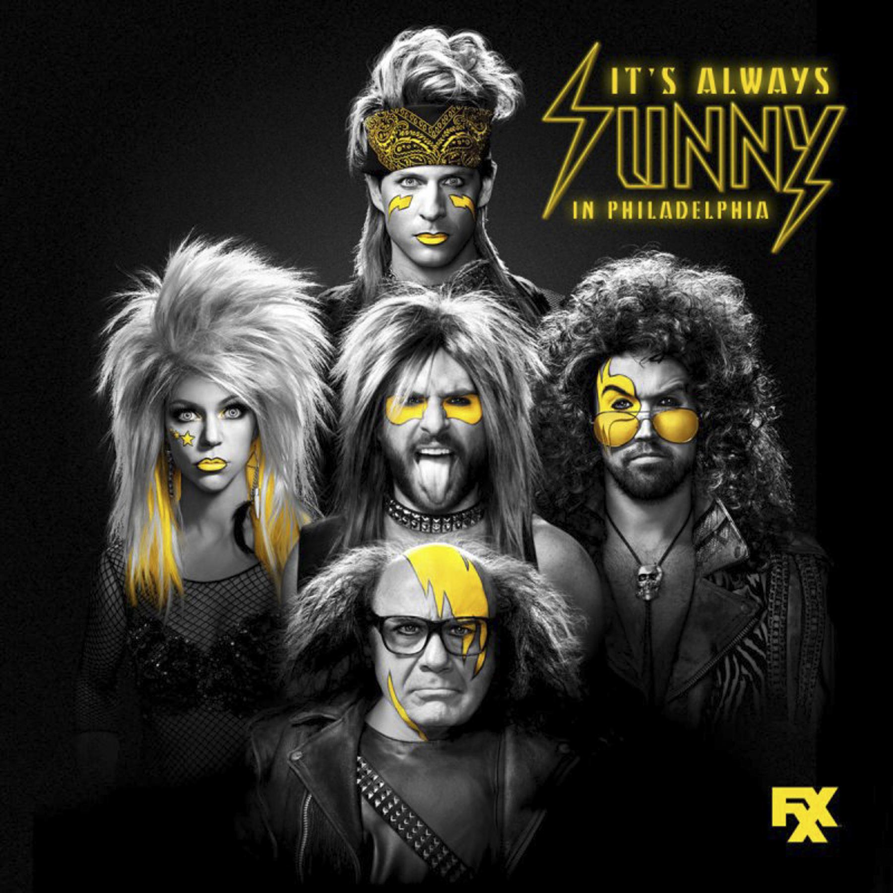 It's Always Sunny in Philadelphia Season 10 Key Art CR: FXX
