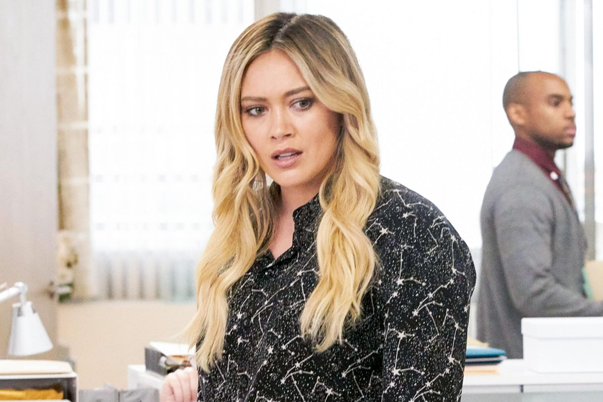 """Younger"" Ep. 611 (Airs 8/28/19) Hilary Duff"
