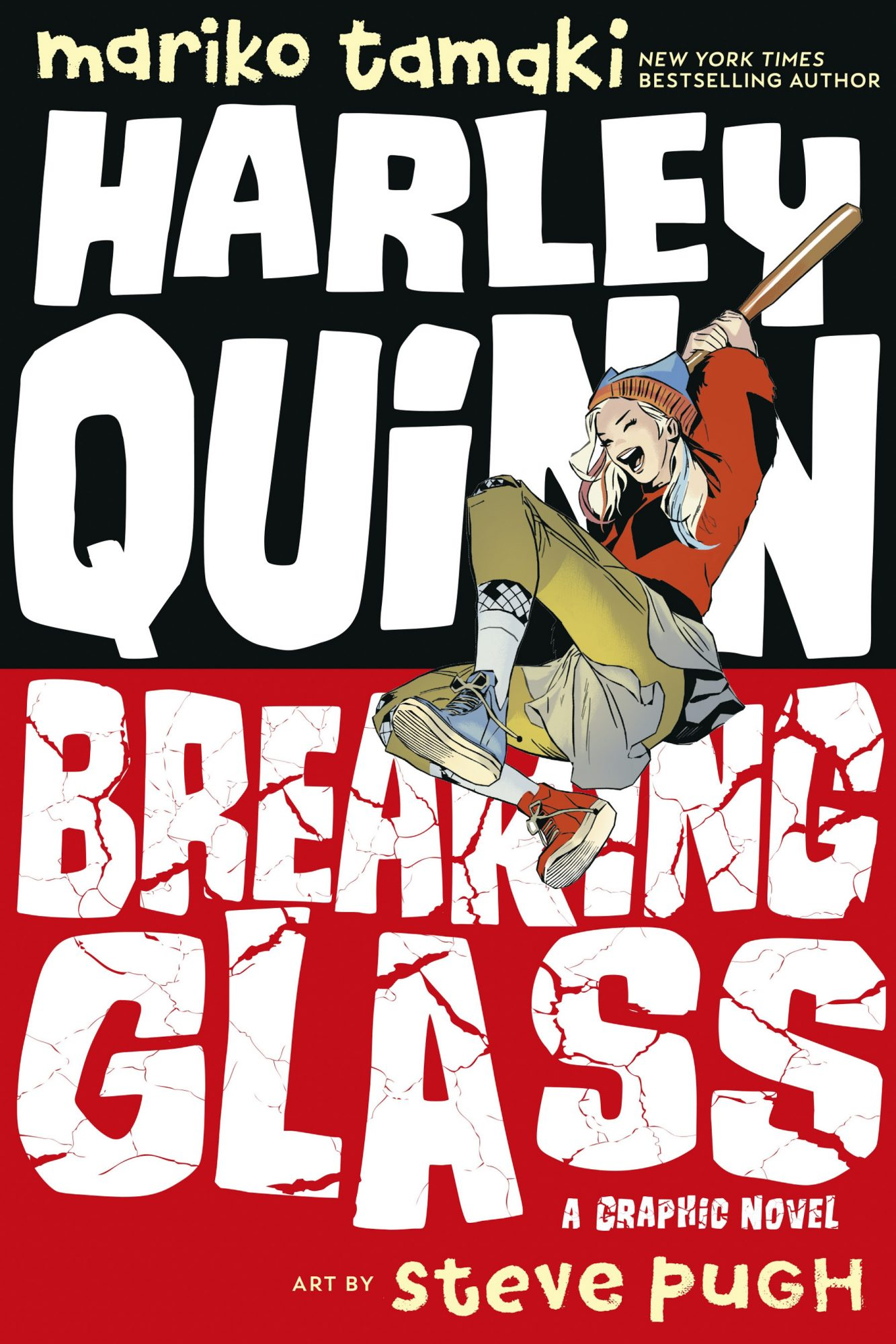 Breaking Glass by Mariko Tamaki