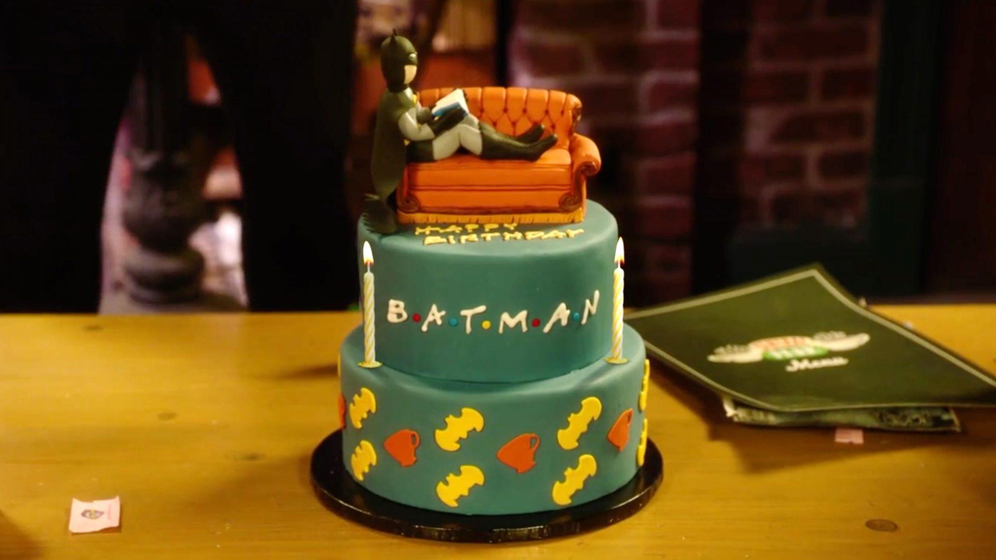 Batman and Friends Birthday