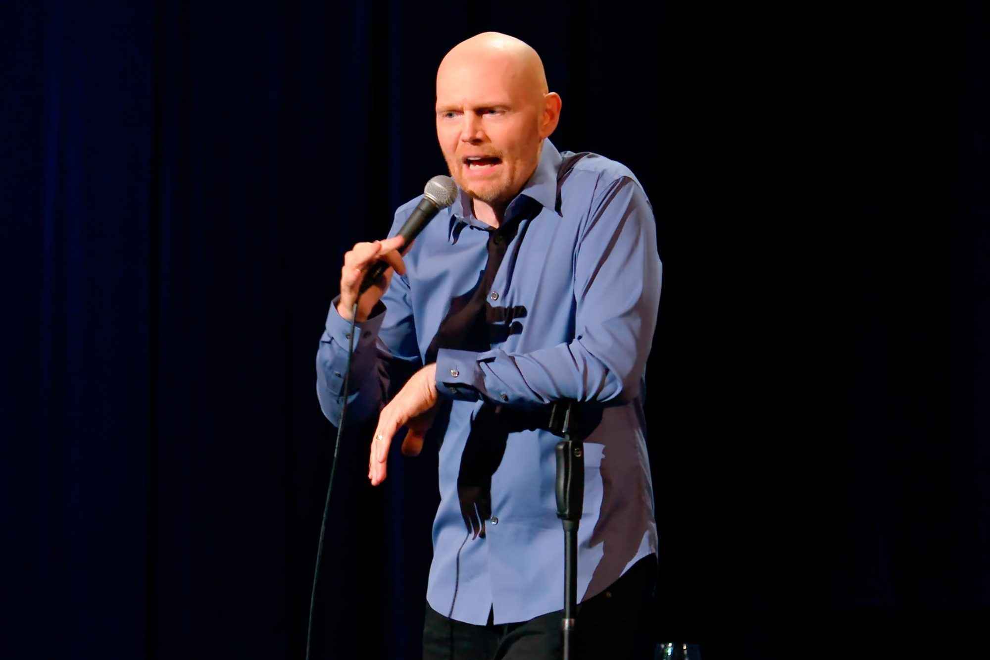 Paper Tiger stand-up special Bill Burr