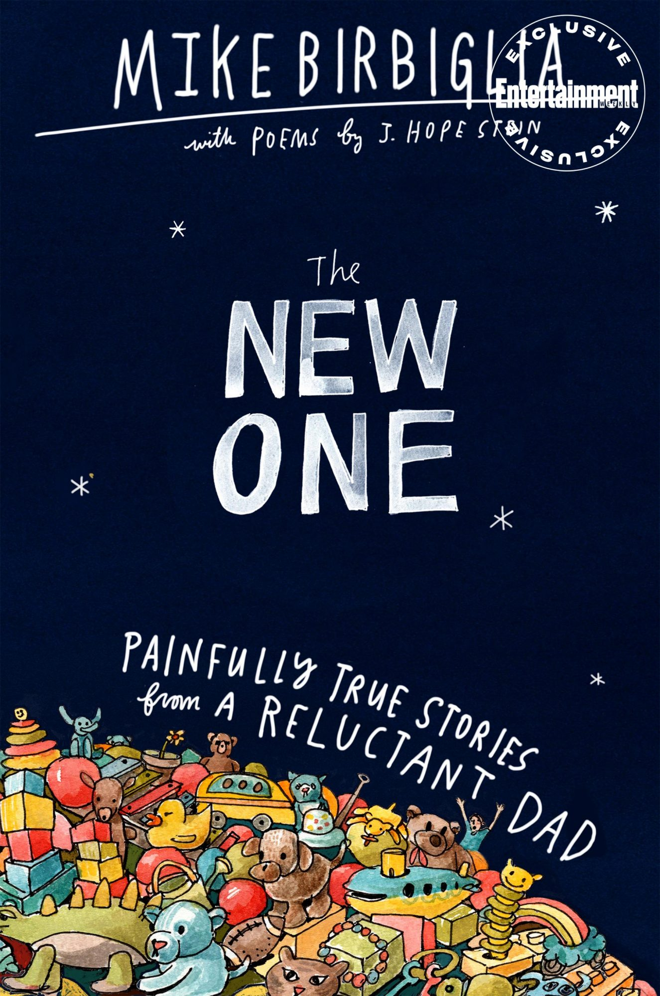 The New One by Mike Birbiglia CR: Grand Central