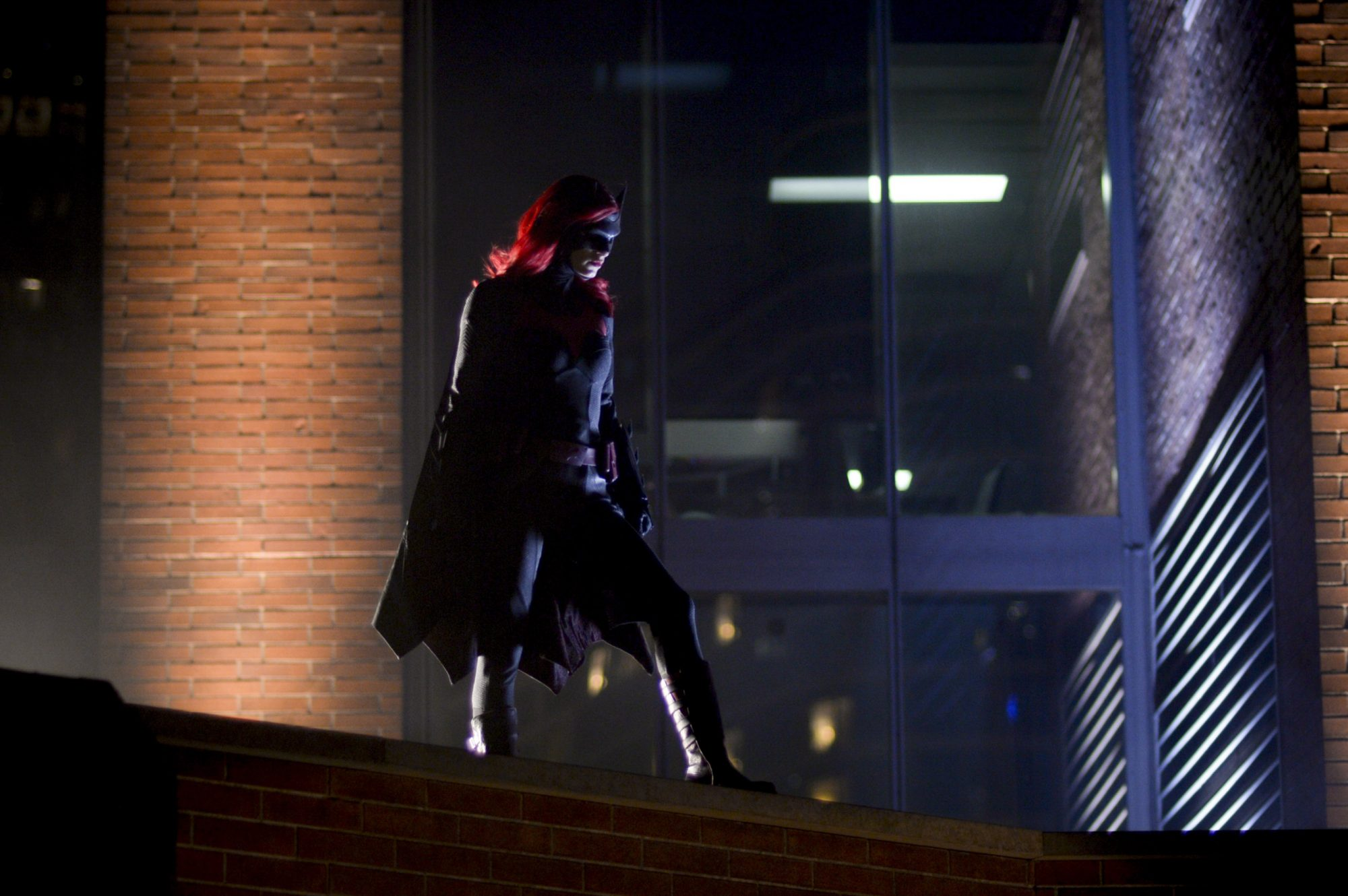 "Batwoman --""Who Are You?"""