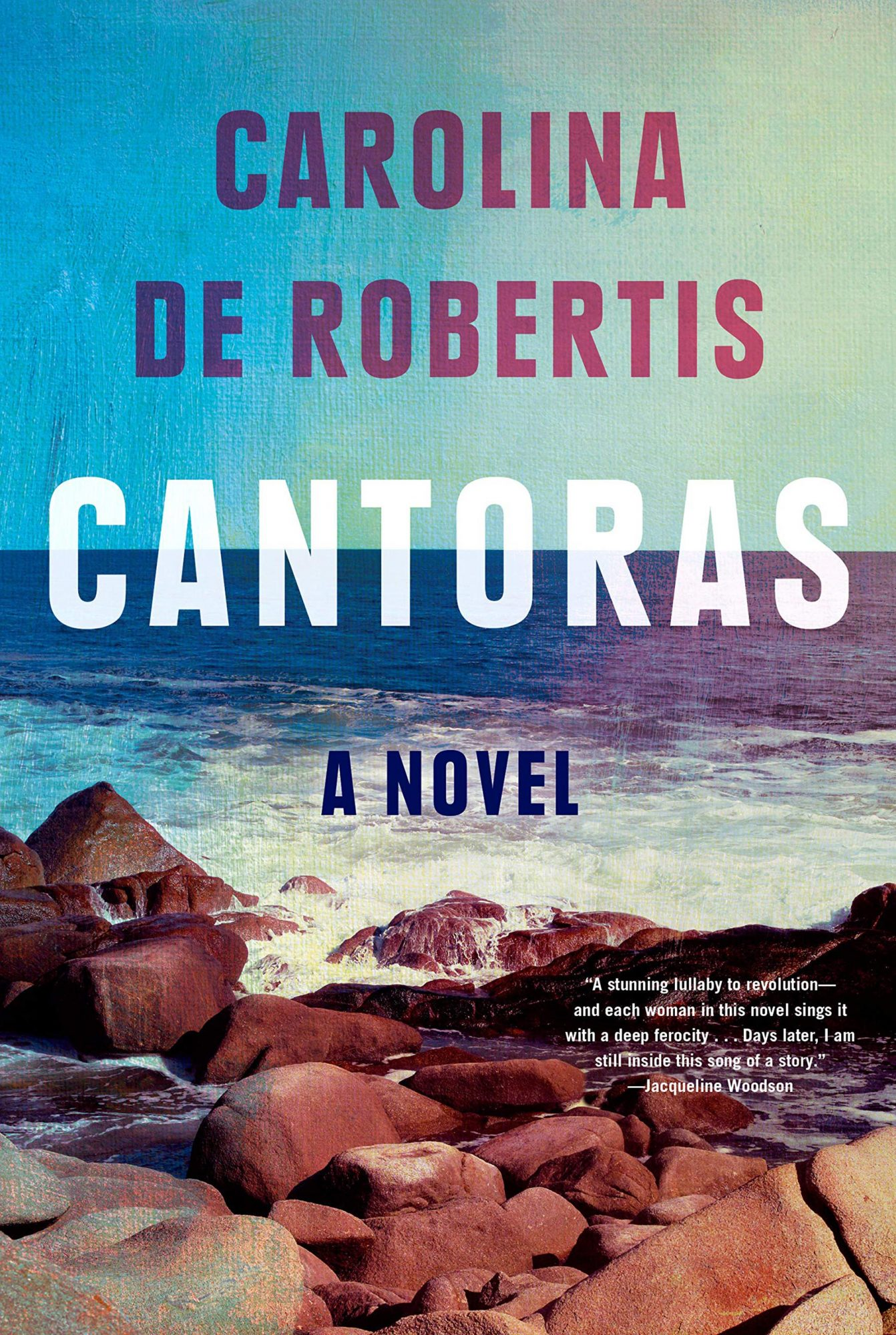 Cantoras by Carolina de RobertisPublisher: Knopf