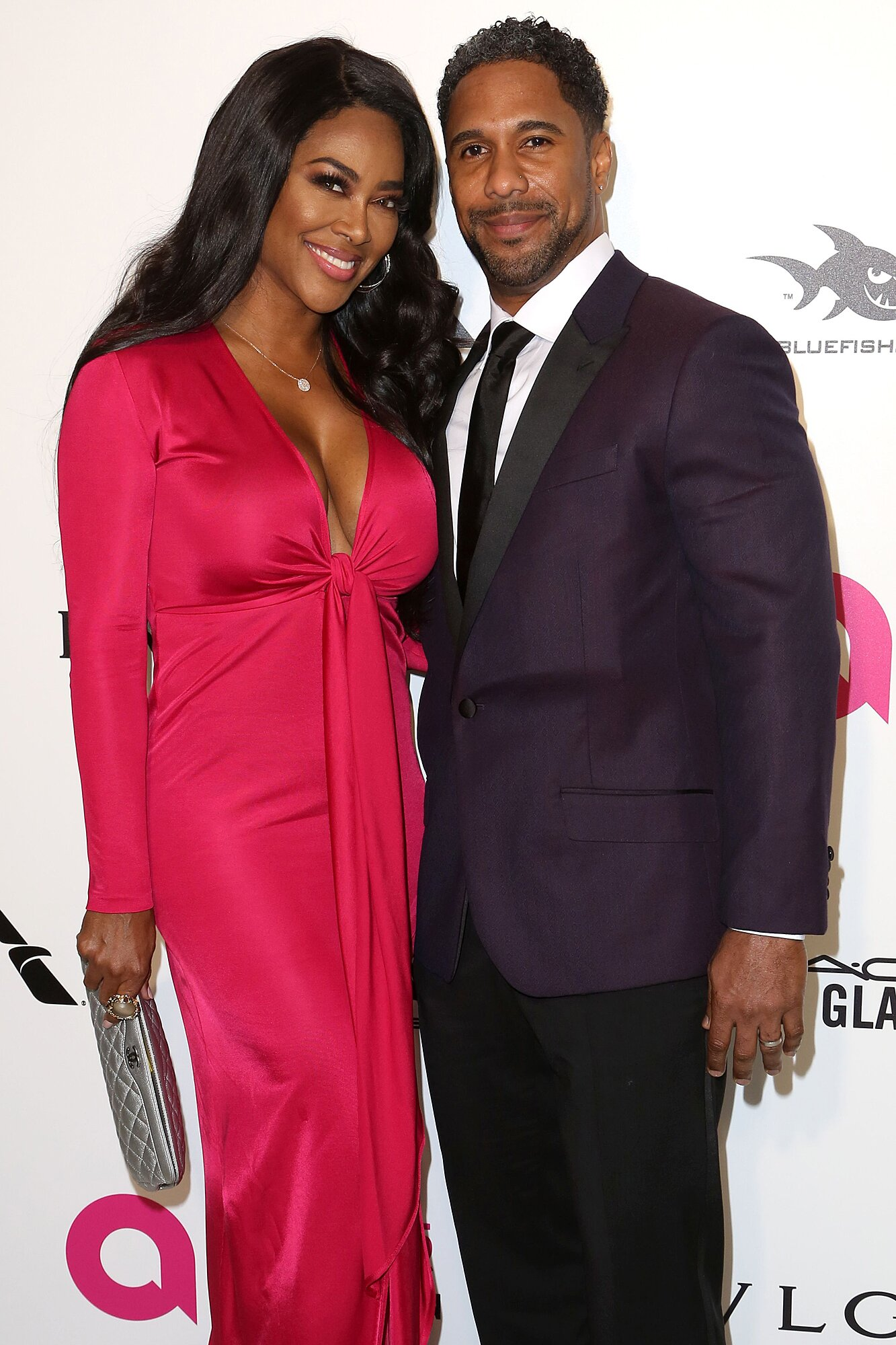 Rhoa Star Kenya Moore Husband Marc Daly Split After 2 Years Of Marriage Ew Com