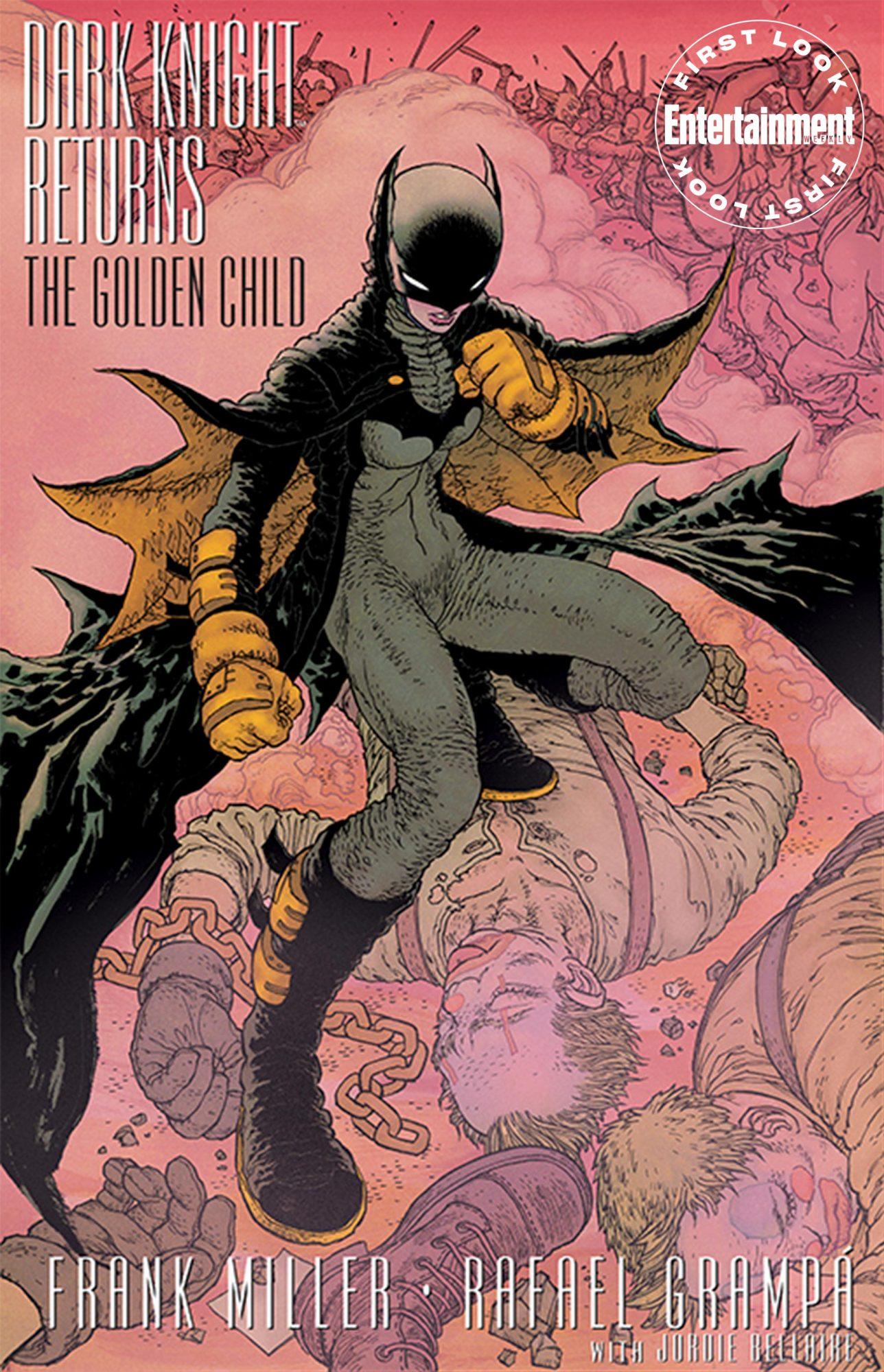 Dark Knight Returns: The Golden Child CR: DC Entertainment