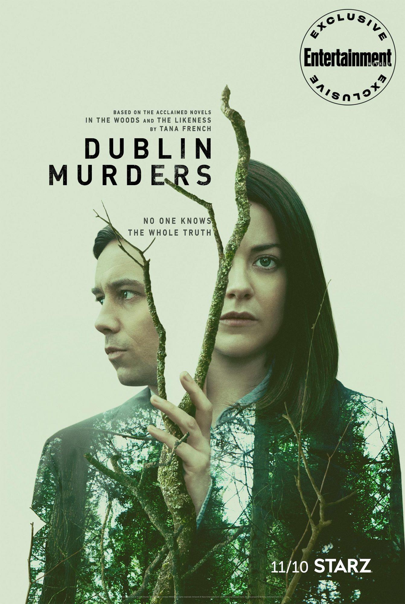 Dublin Murders key art CR: Starz