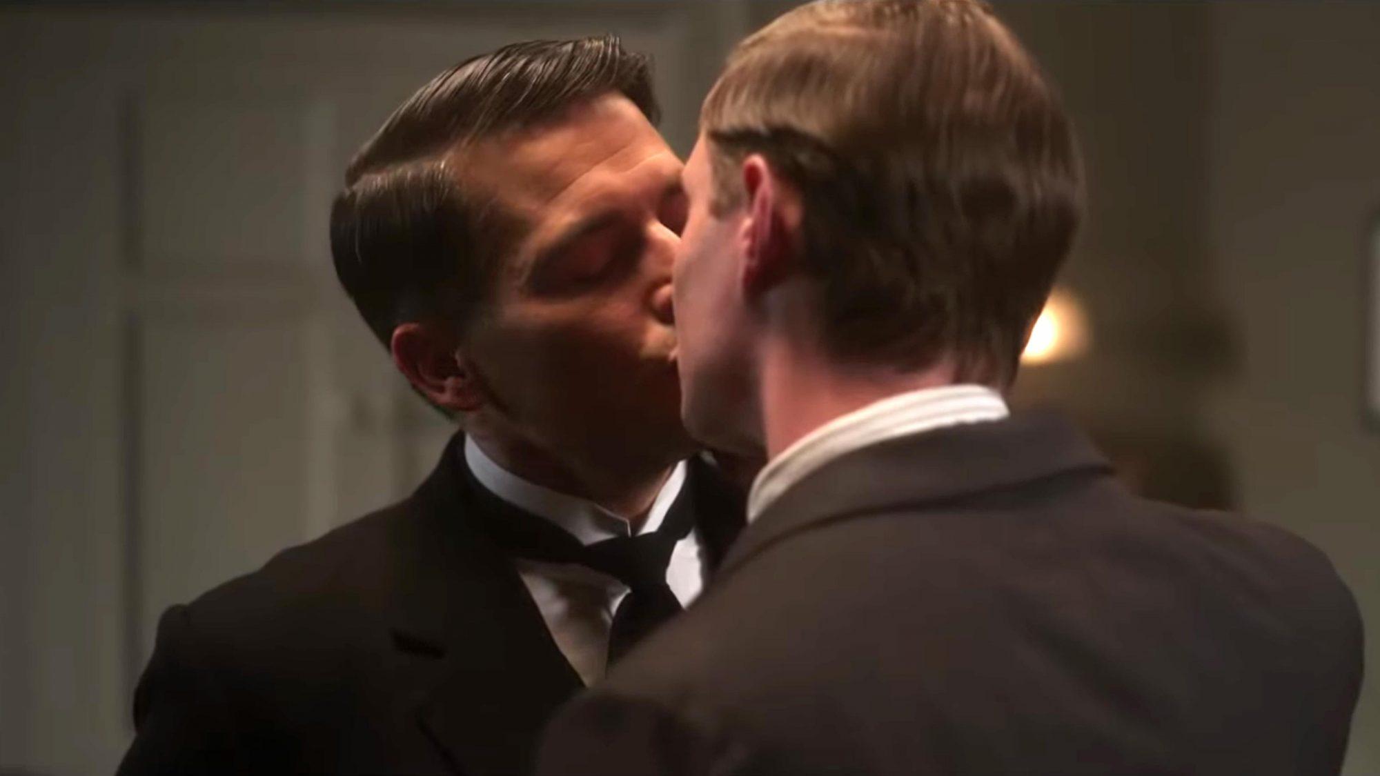 Downton Abbey (screen grab)
