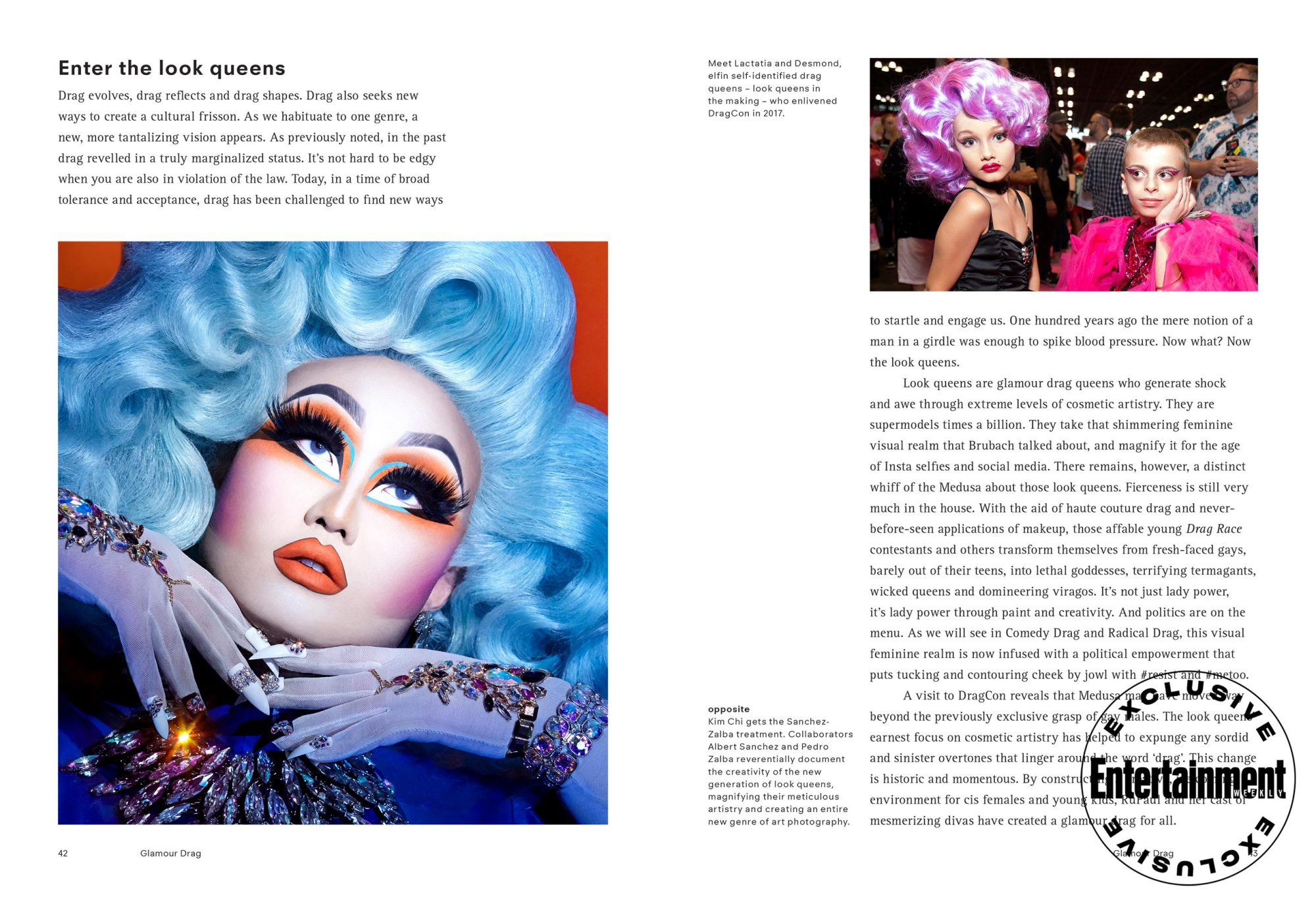 Drag: The Complete Story by Simon Doonan CR: Laurence King Publishing
