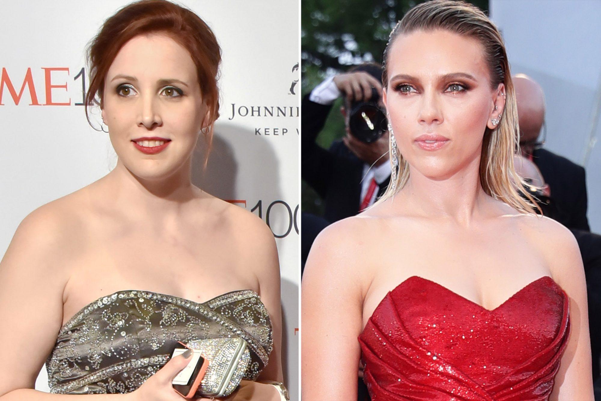 Dylan Farrow, Scarlett Johansson