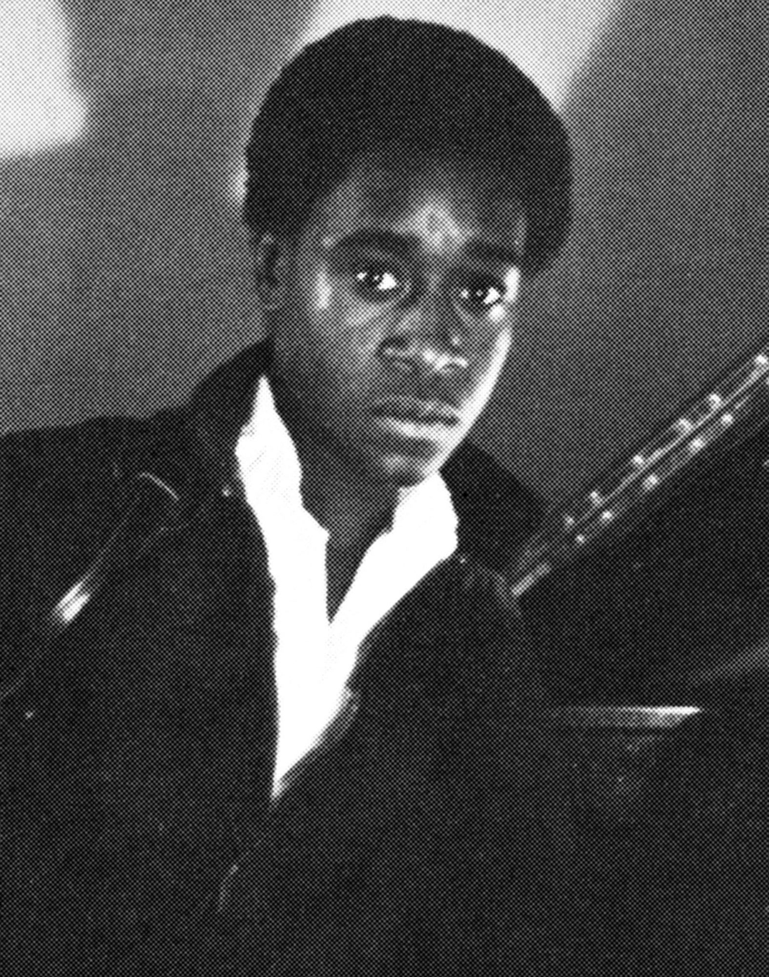 Don Cheadle Senior Year 1981 East High School, Denver, CO Credit: Seth Poppel/Yearbook Library