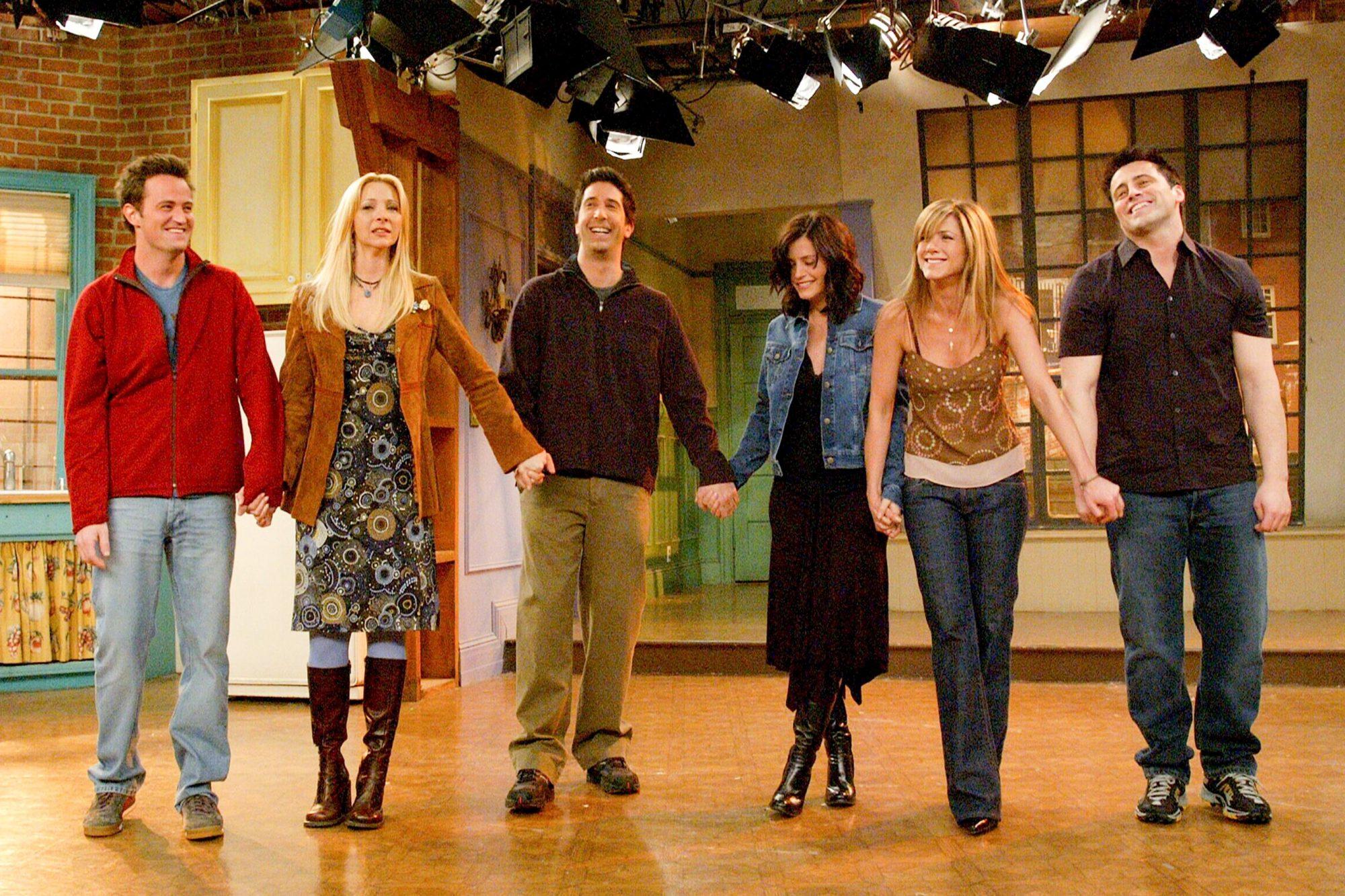 Friends CR: NBC