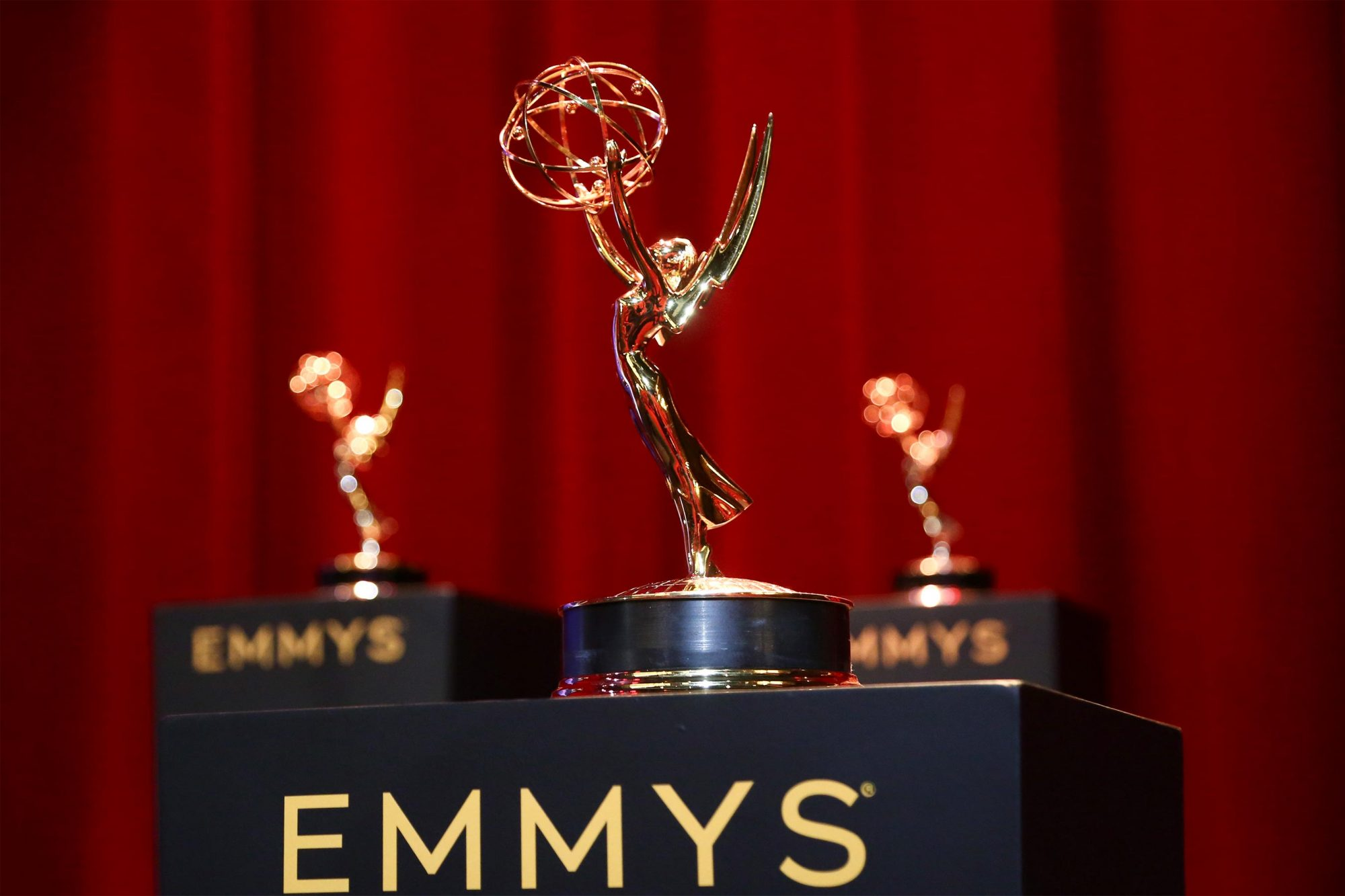 NORTH HOLLYWOOD, CALIFORNIA - JULY 16: A general view of the atmosphere during the 71st Emmy Awards Nominations Announcement at Saban Media Center on July 16, 2019 in North Hollywood, California. (Photo by Tommaso Boddi/WireImage)