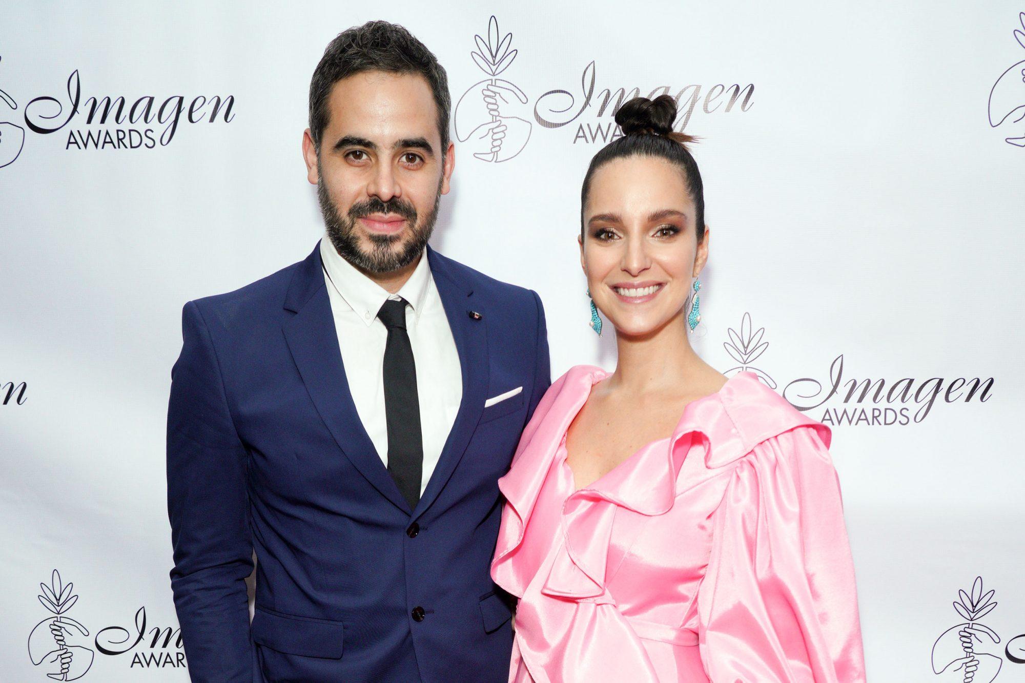 Guillermo Garcia and Carla Baratta
