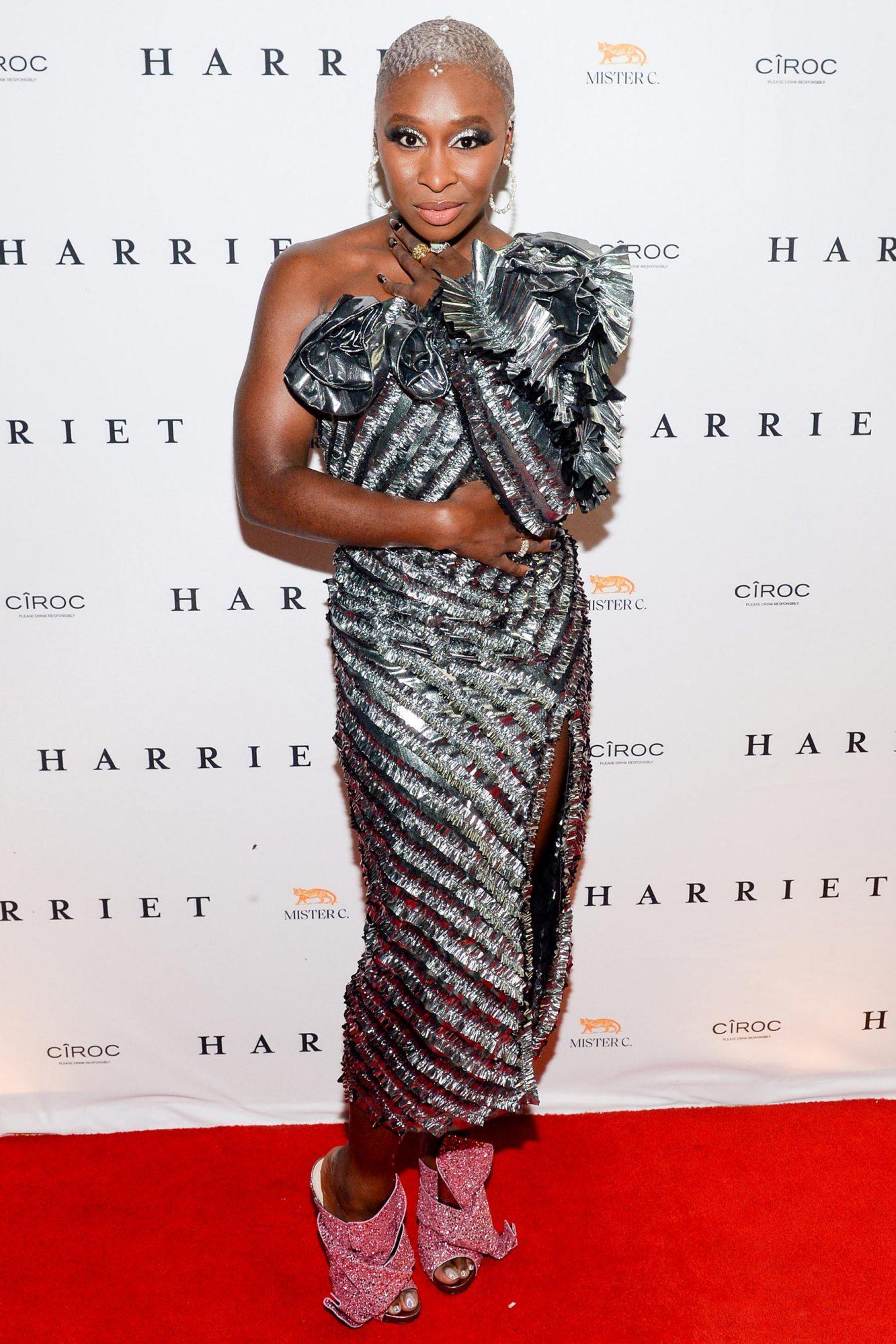 """Harriet"" World Premiere Party Hosted By CÎROC Vodka"