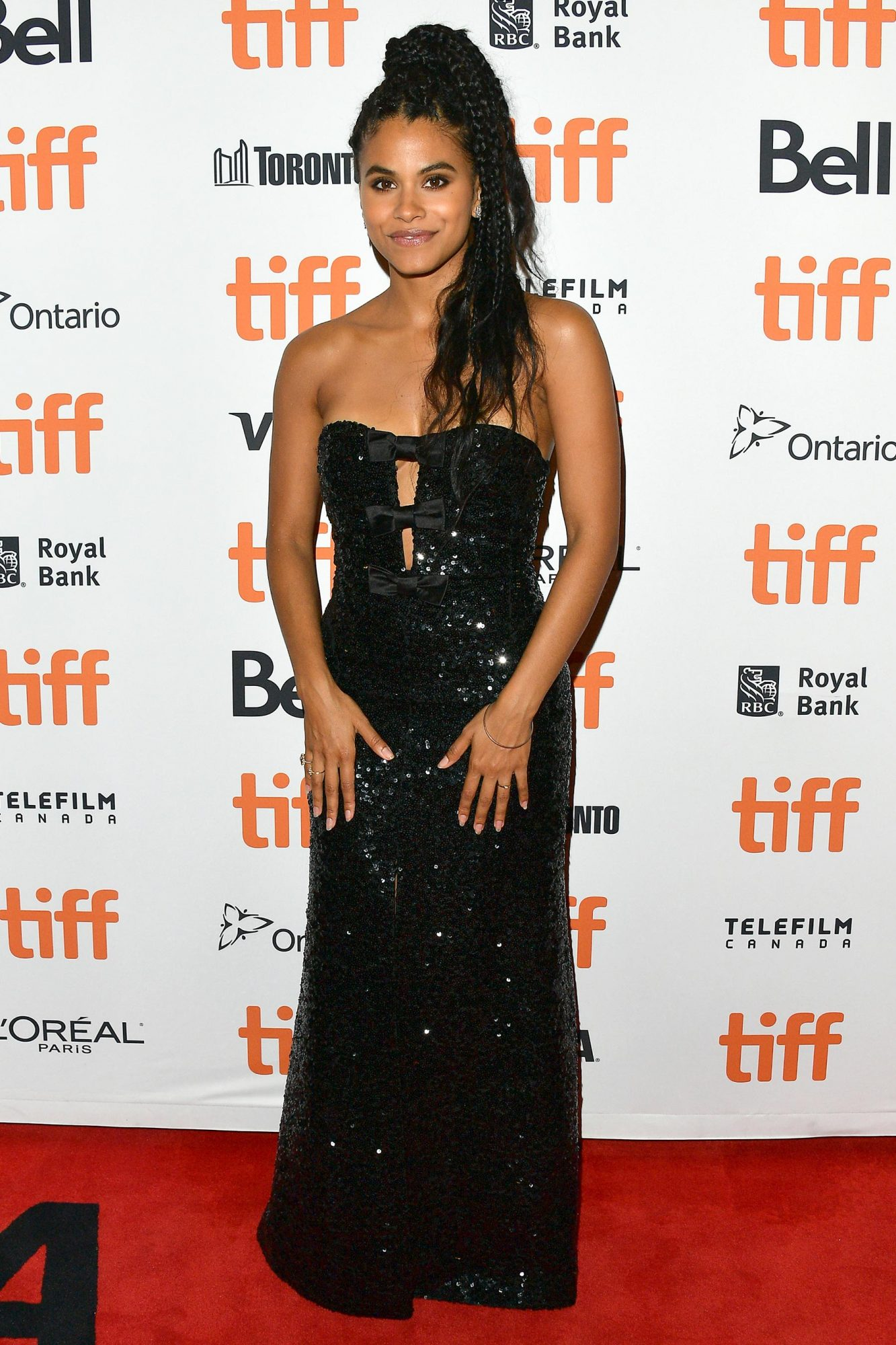 """2019 Toronto International Film Festival - """"Lucy In The Sky"""" Premiere - Red Carpet"""