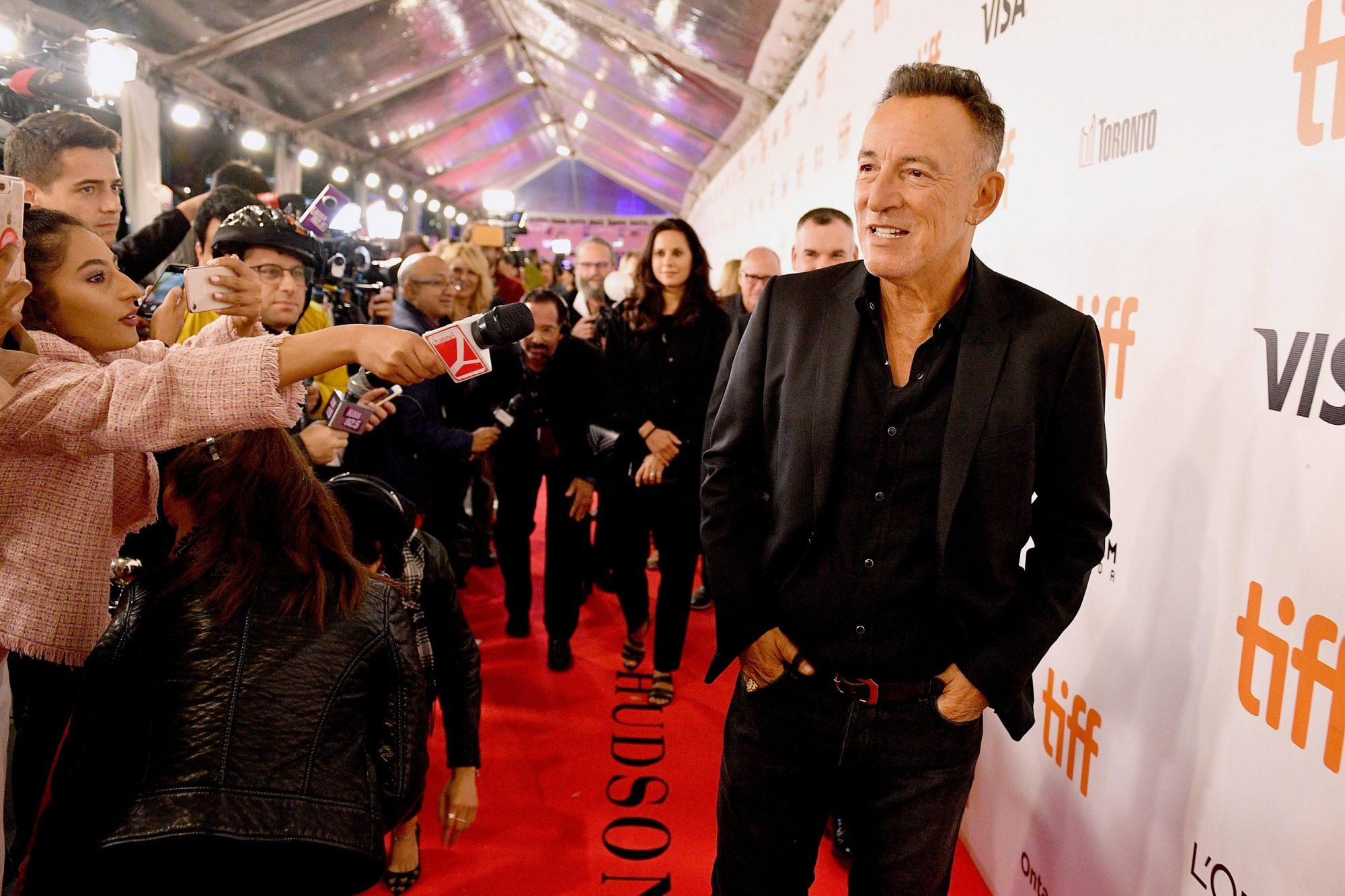"2019 Toronto International Film Festival - ""Western Stars"" Premiere - Red Carpet"
