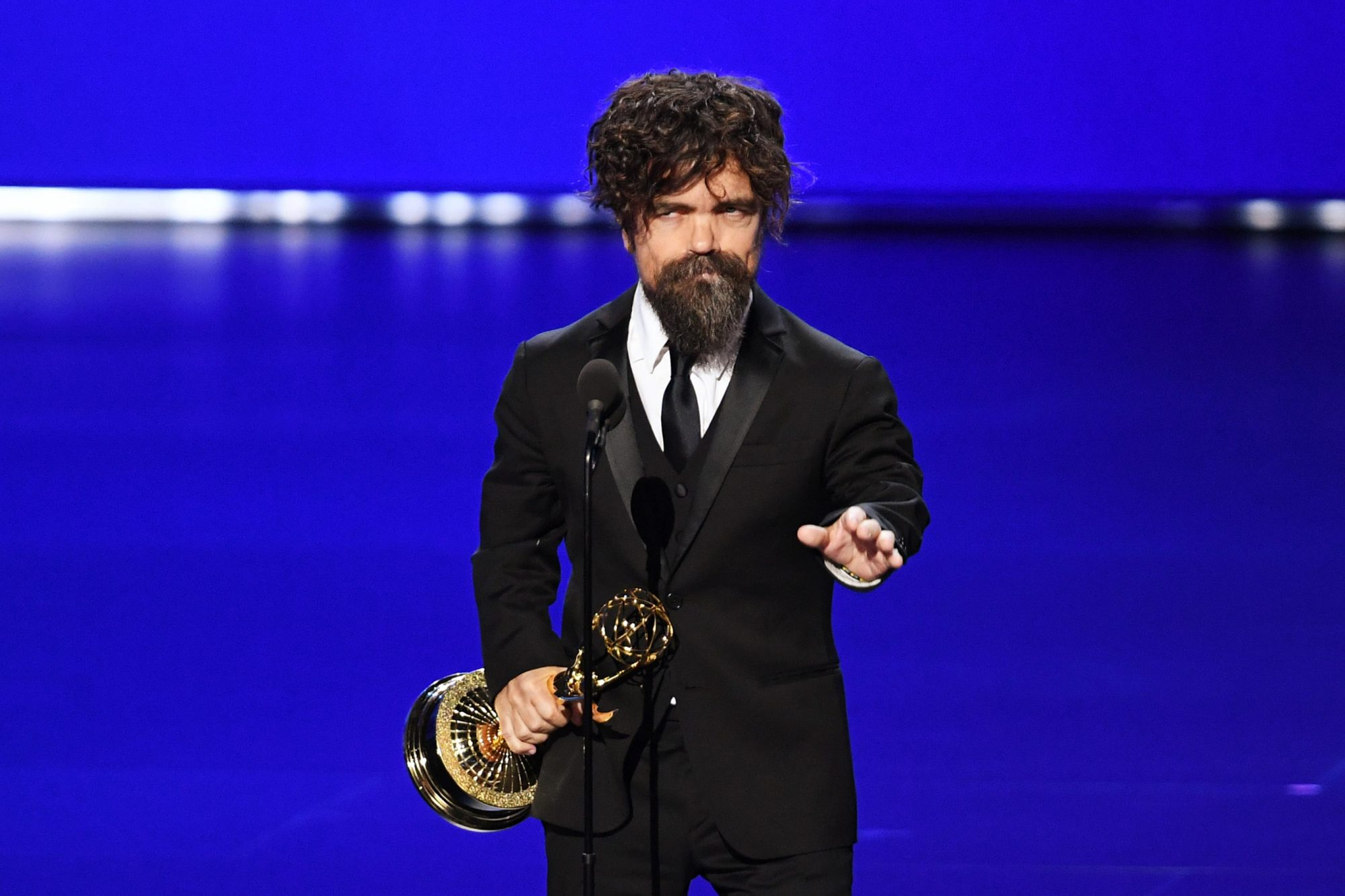 Peter Dinklage wins his final Game of Thrones Emmy